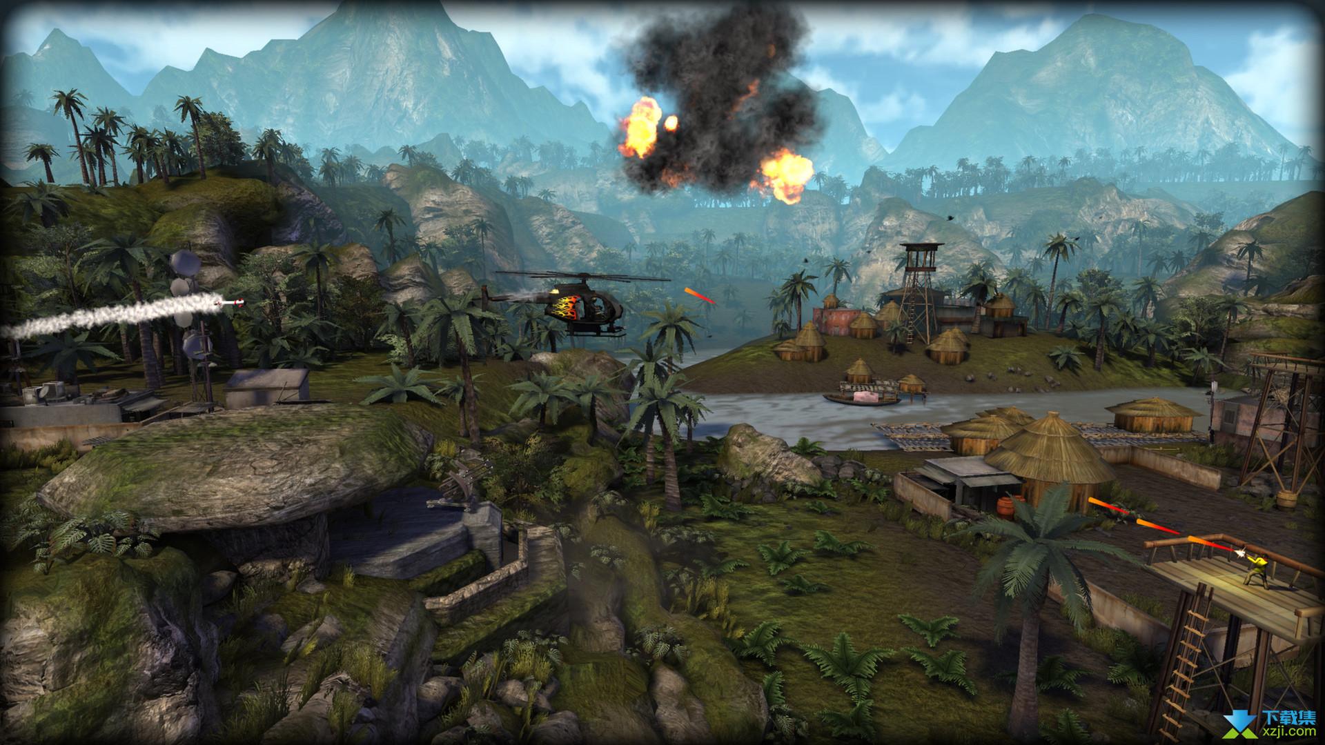 直升机救人高清版界面2