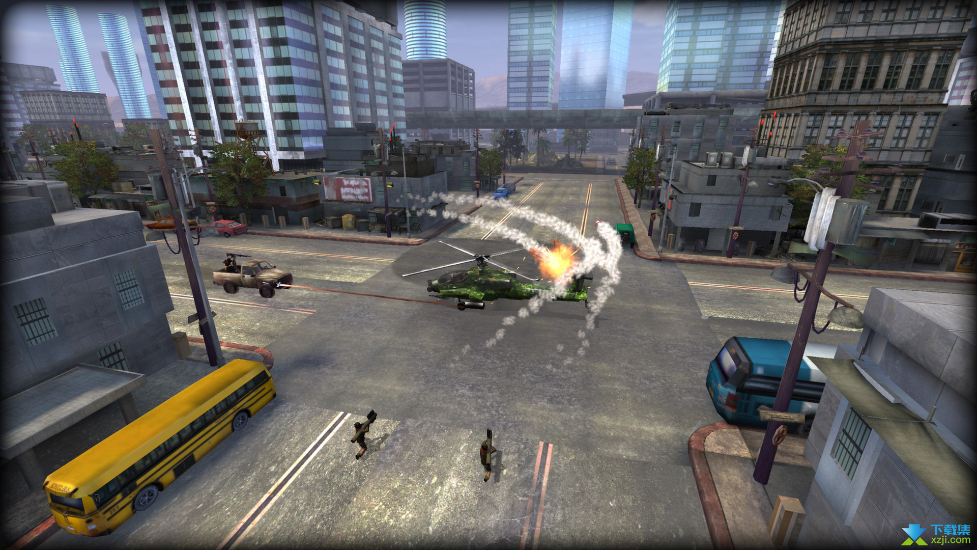 直升机救人高清版界面3