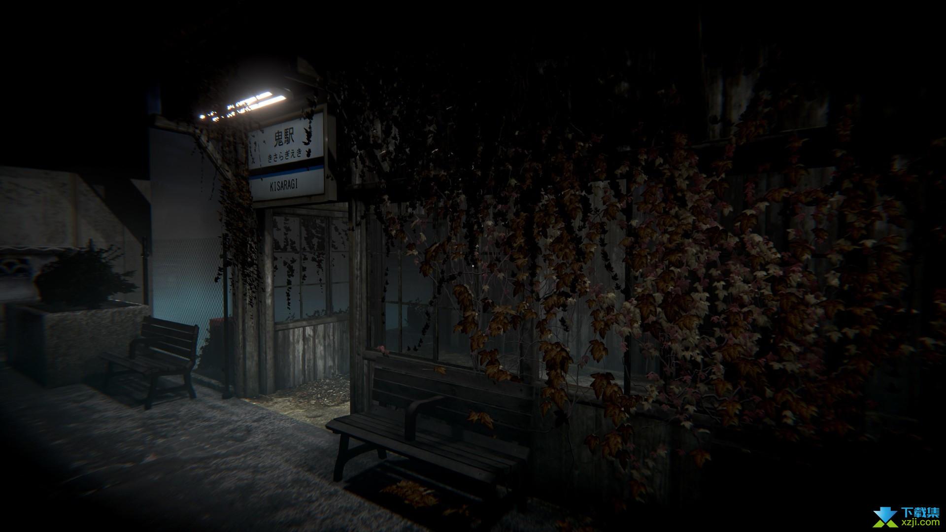 幽灵列车界面