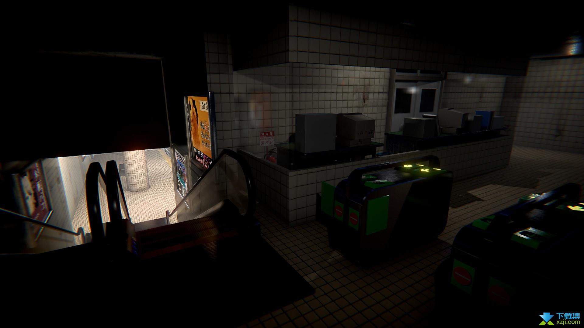 幽灵列车界面2