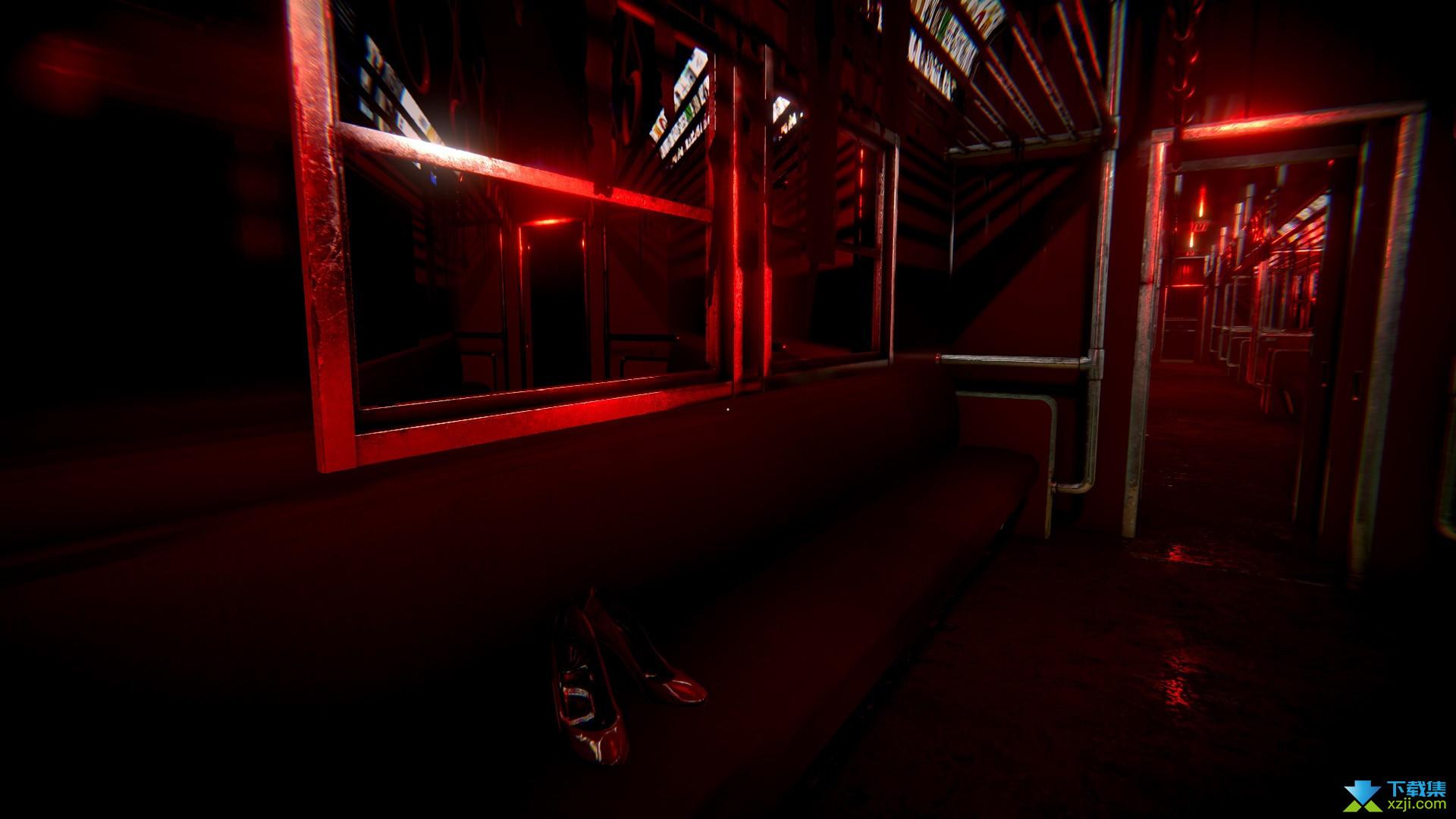 幽灵列车界面3