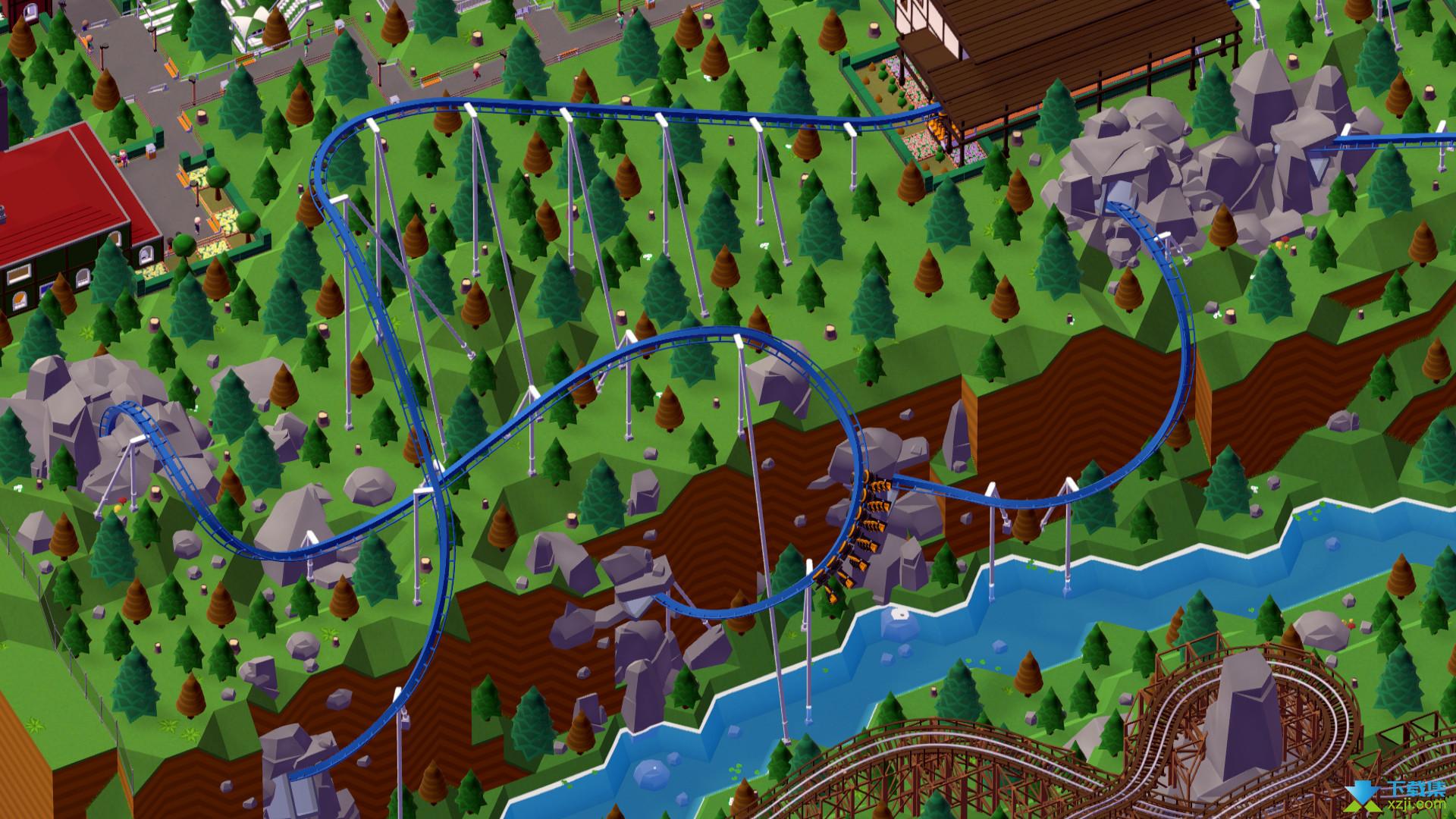 游乐园建造师界面2