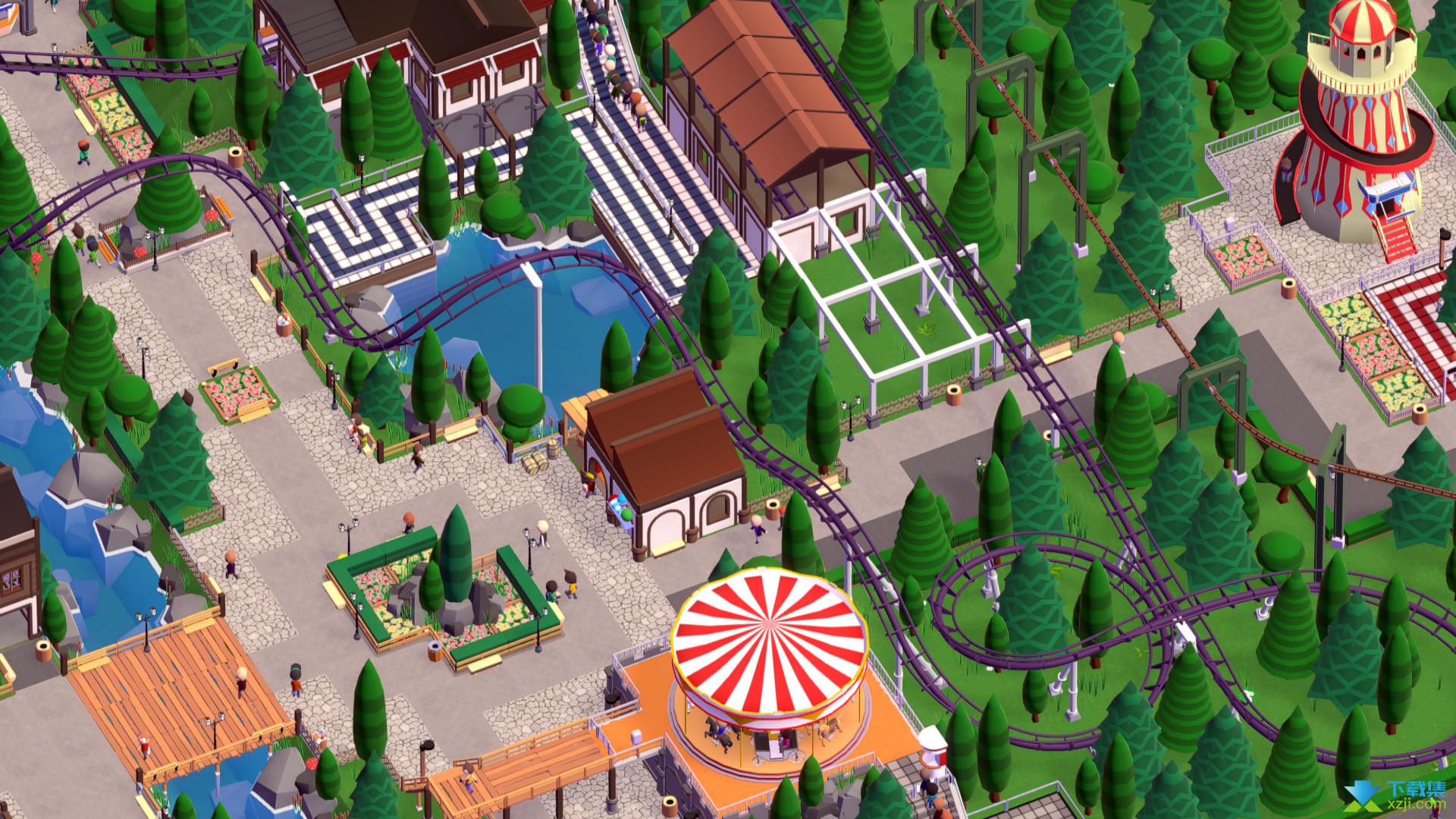 游乐园建造师界面3