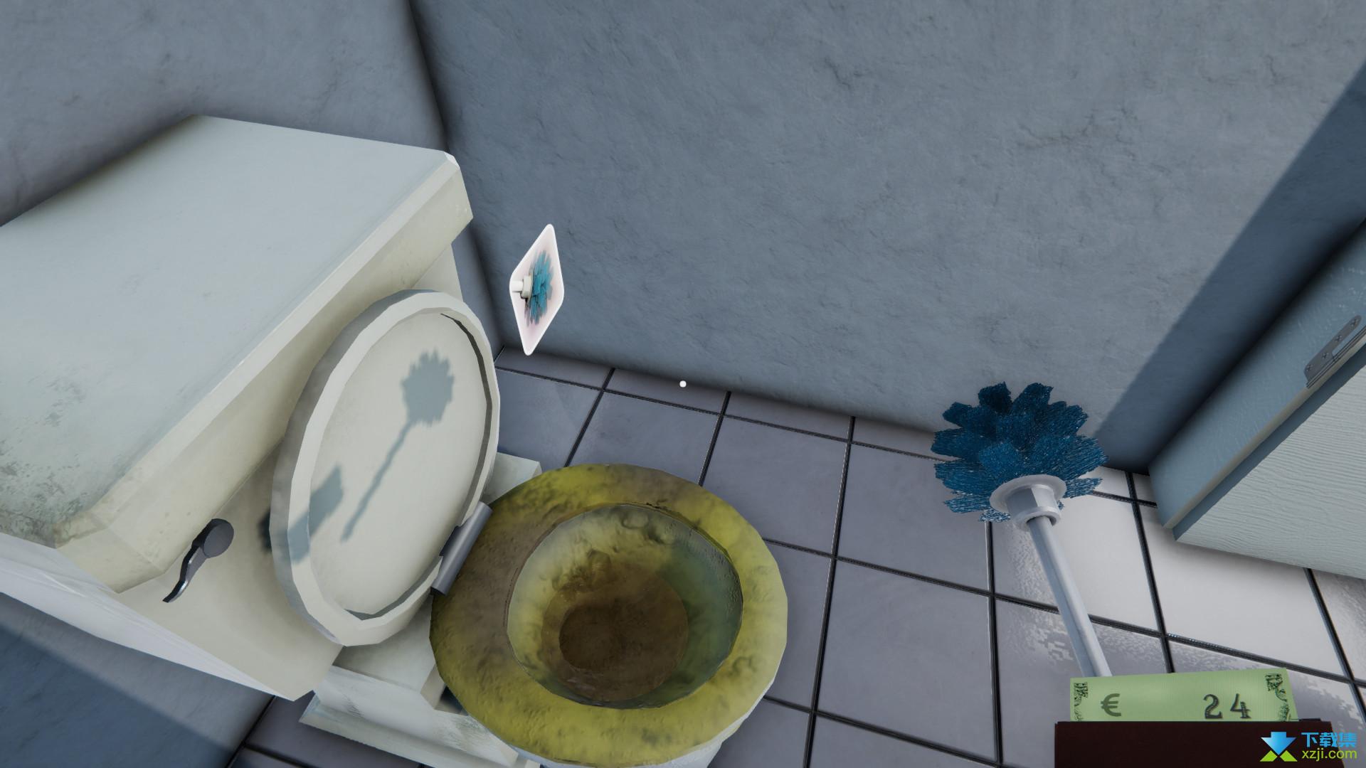 厕所管理模拟器界面2