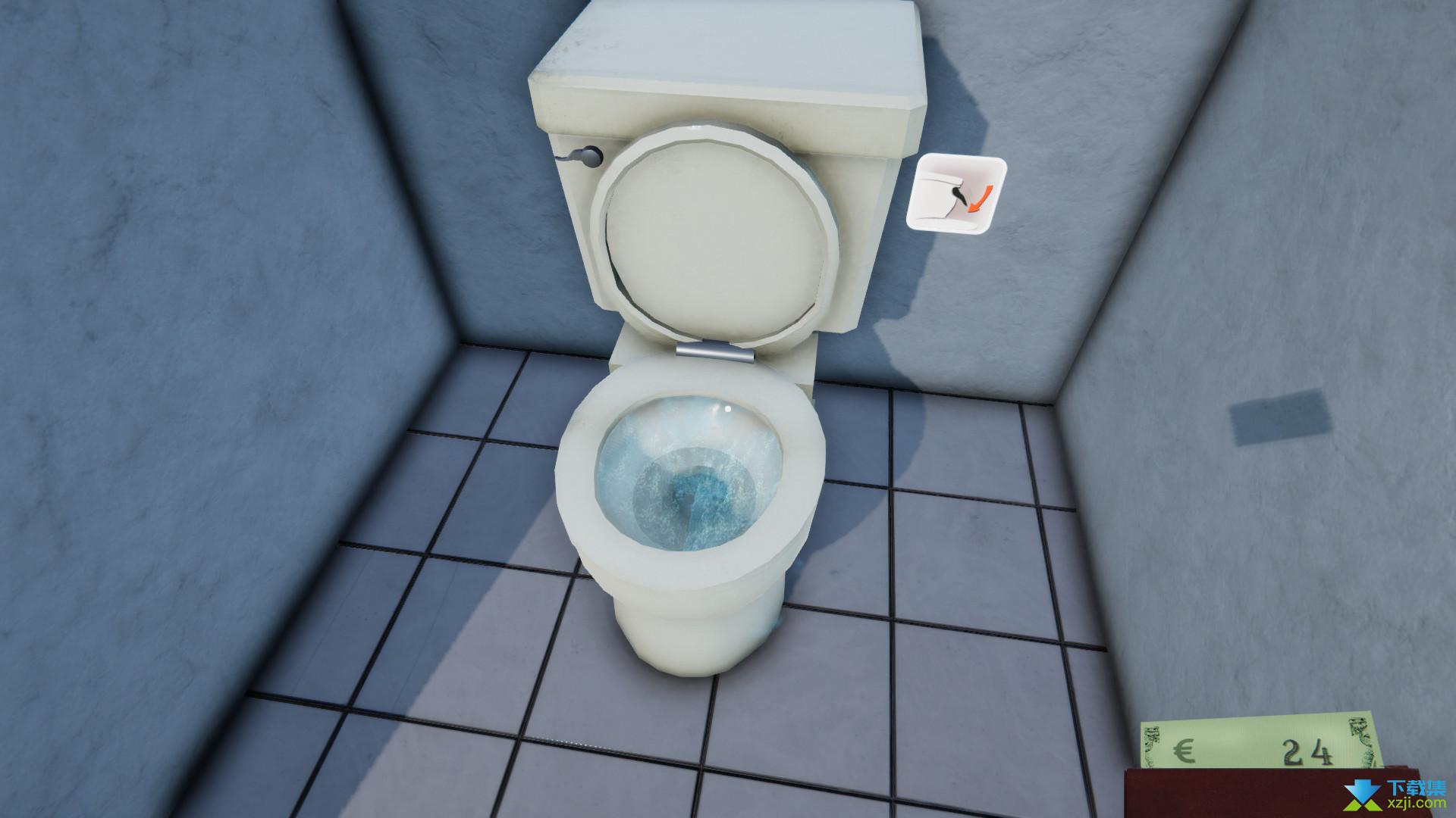 厕所管理模拟器界面3