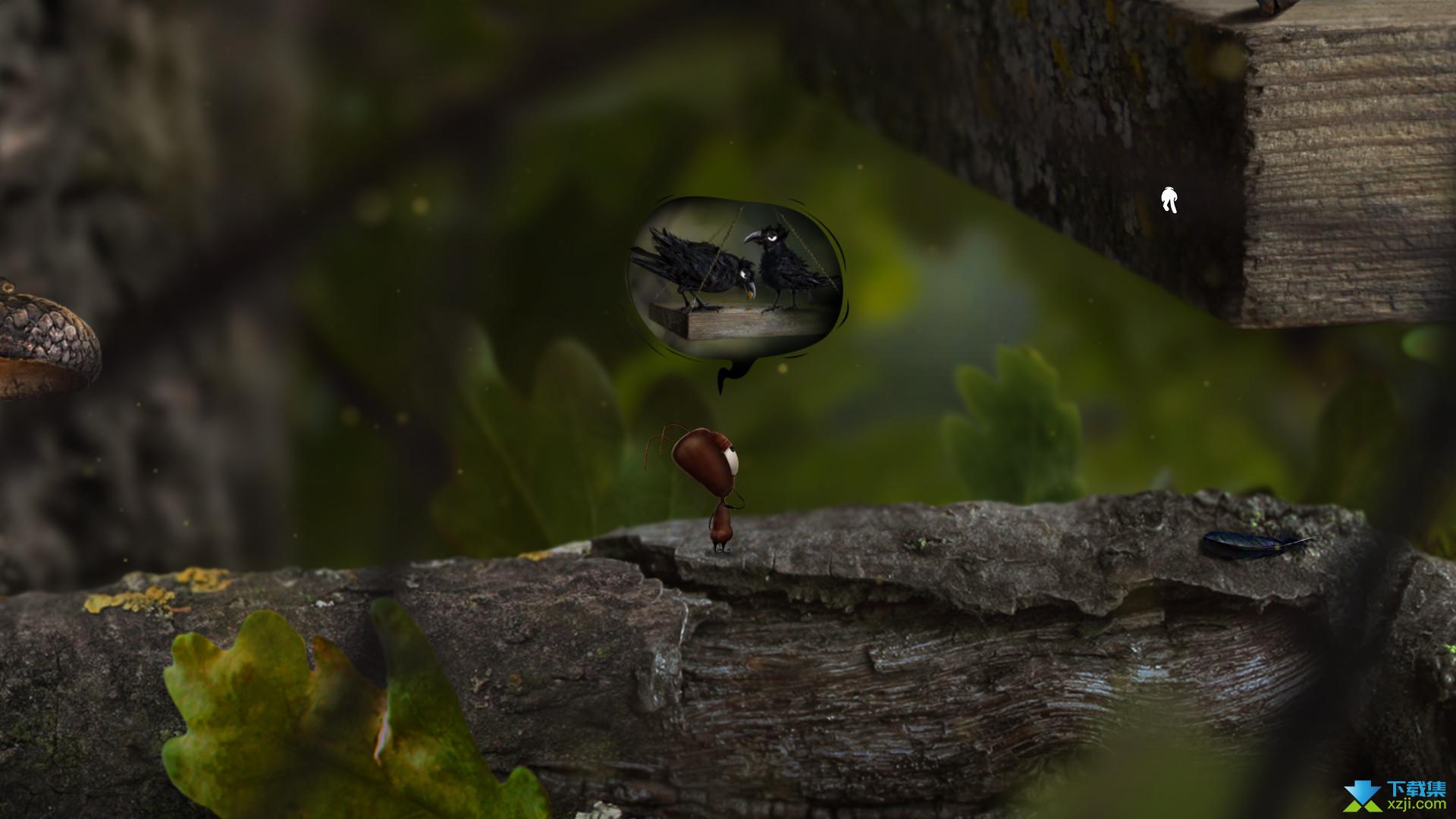 蚂蚁文托界面3