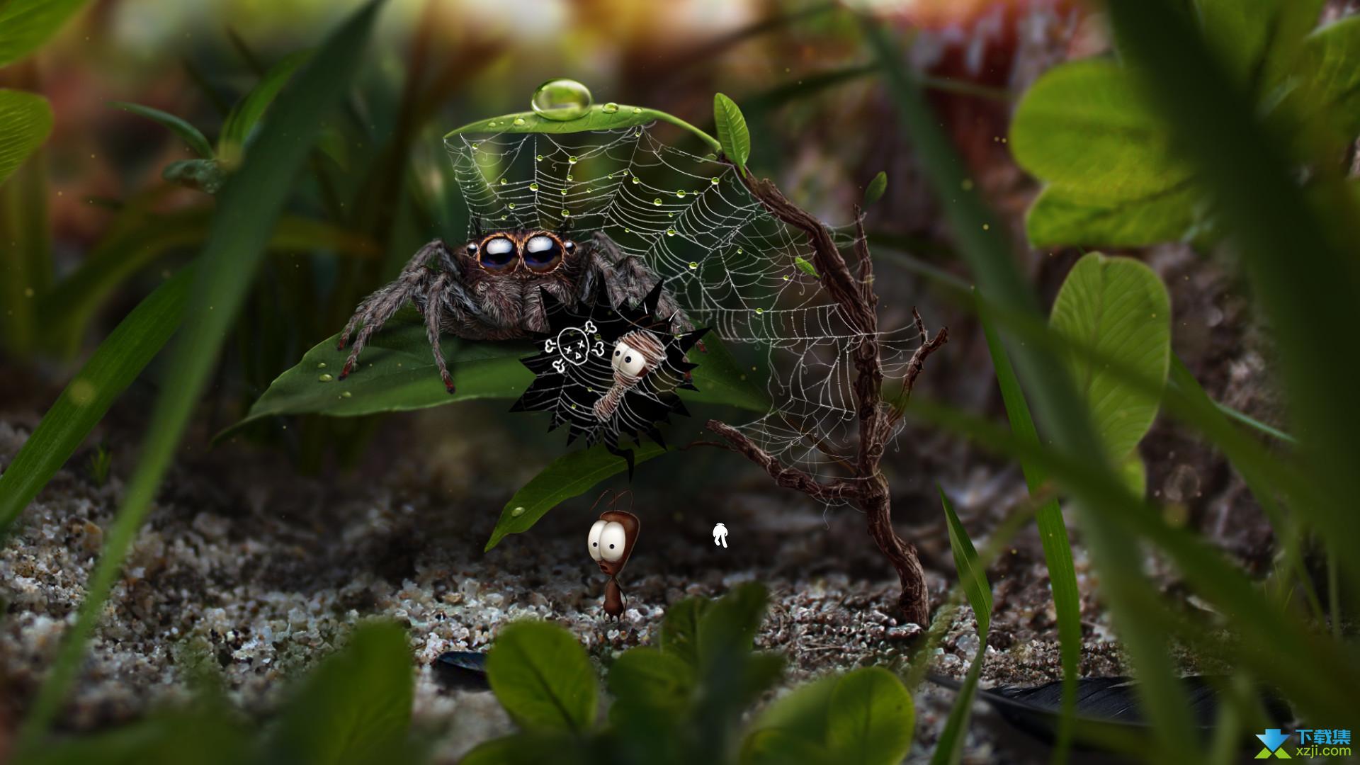 蚂蚁文托界面4