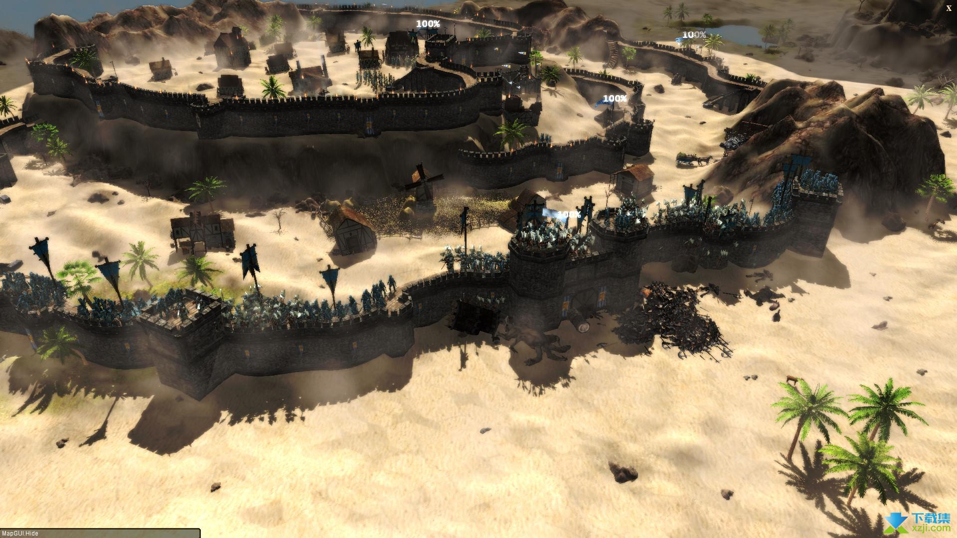 王国战争2终极版界面