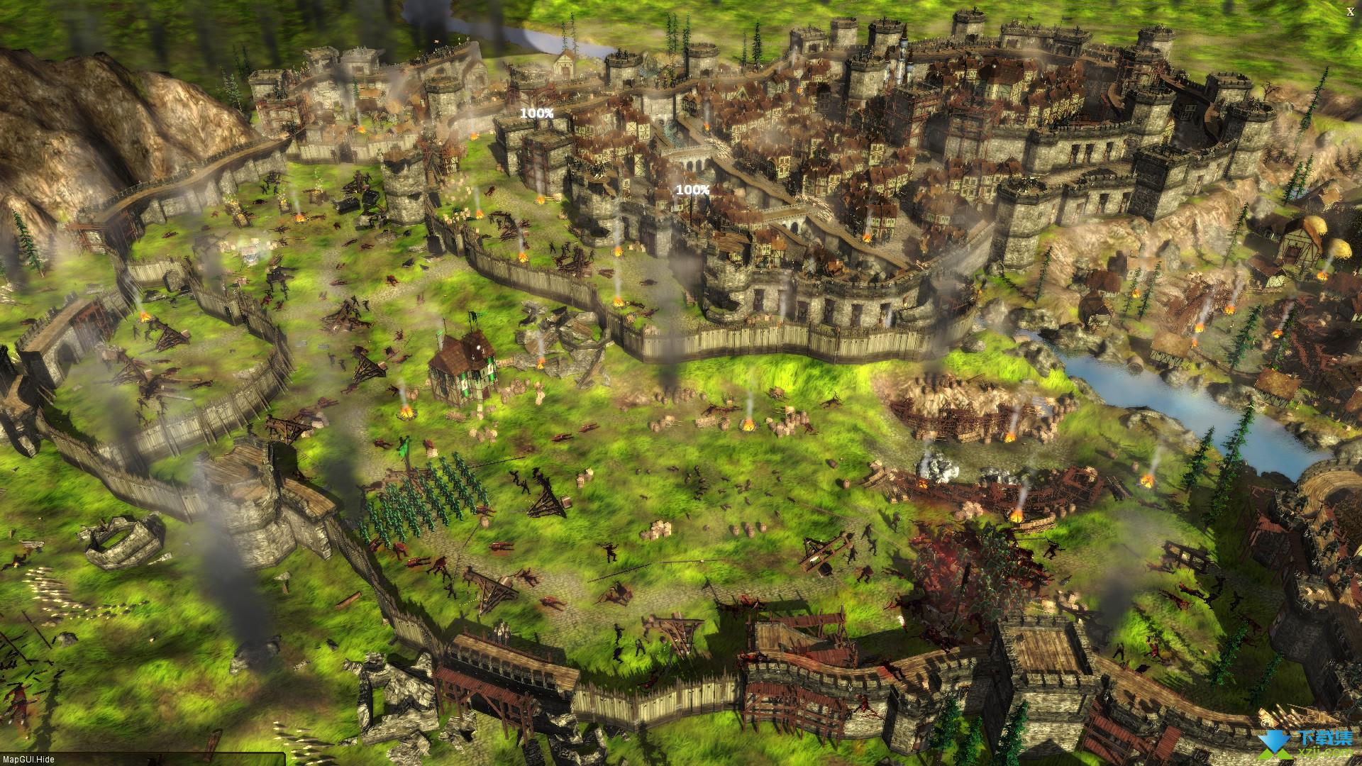 王国战争2终极版界面3