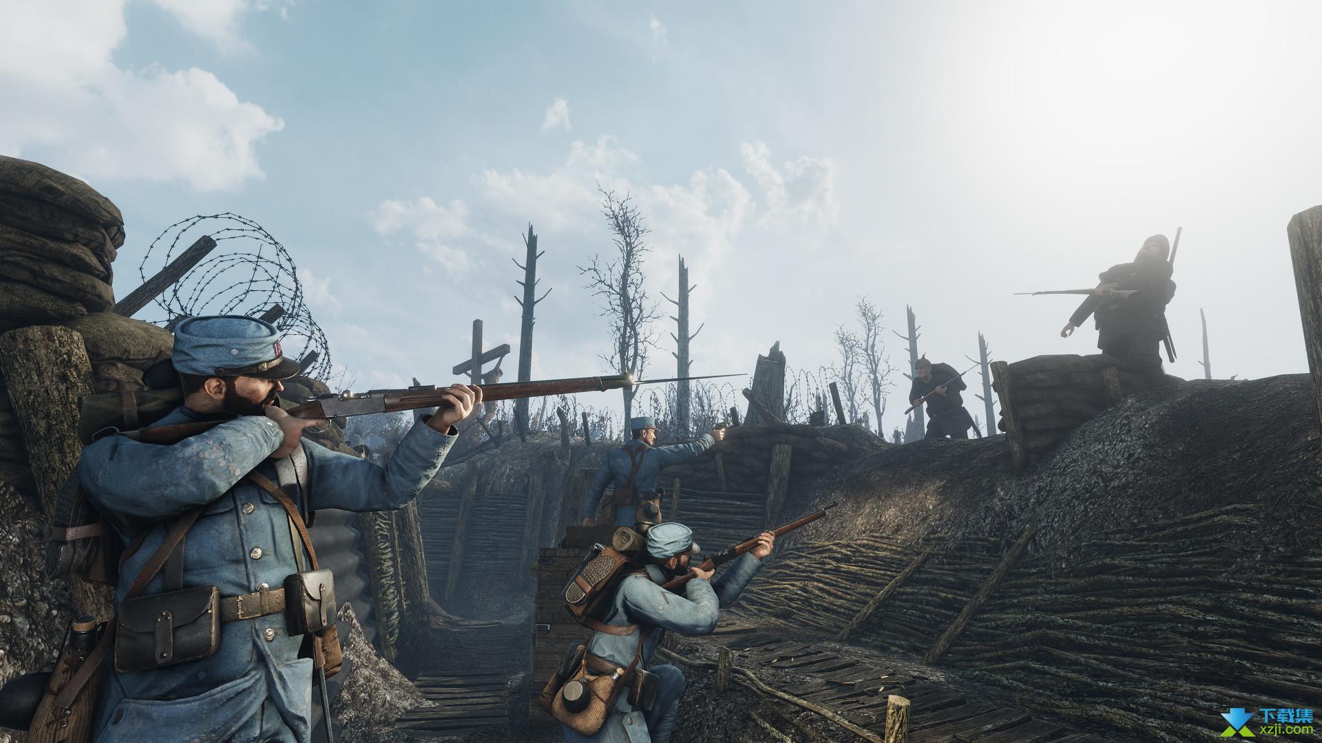 凡尔登战役界面1