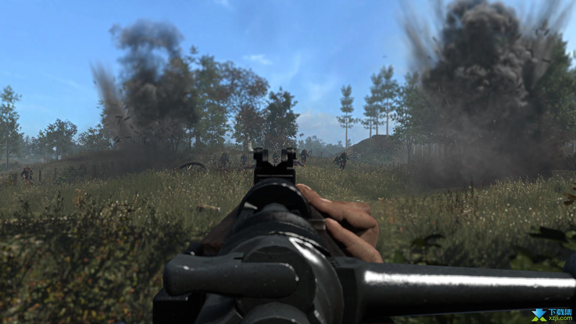 凡尔登战役界面4