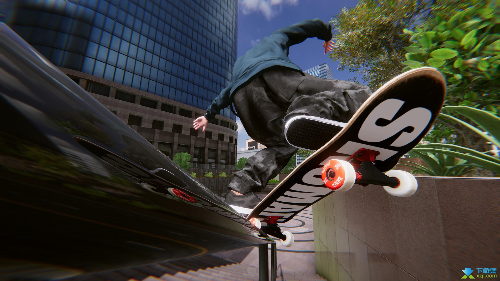 滑板XL界面1