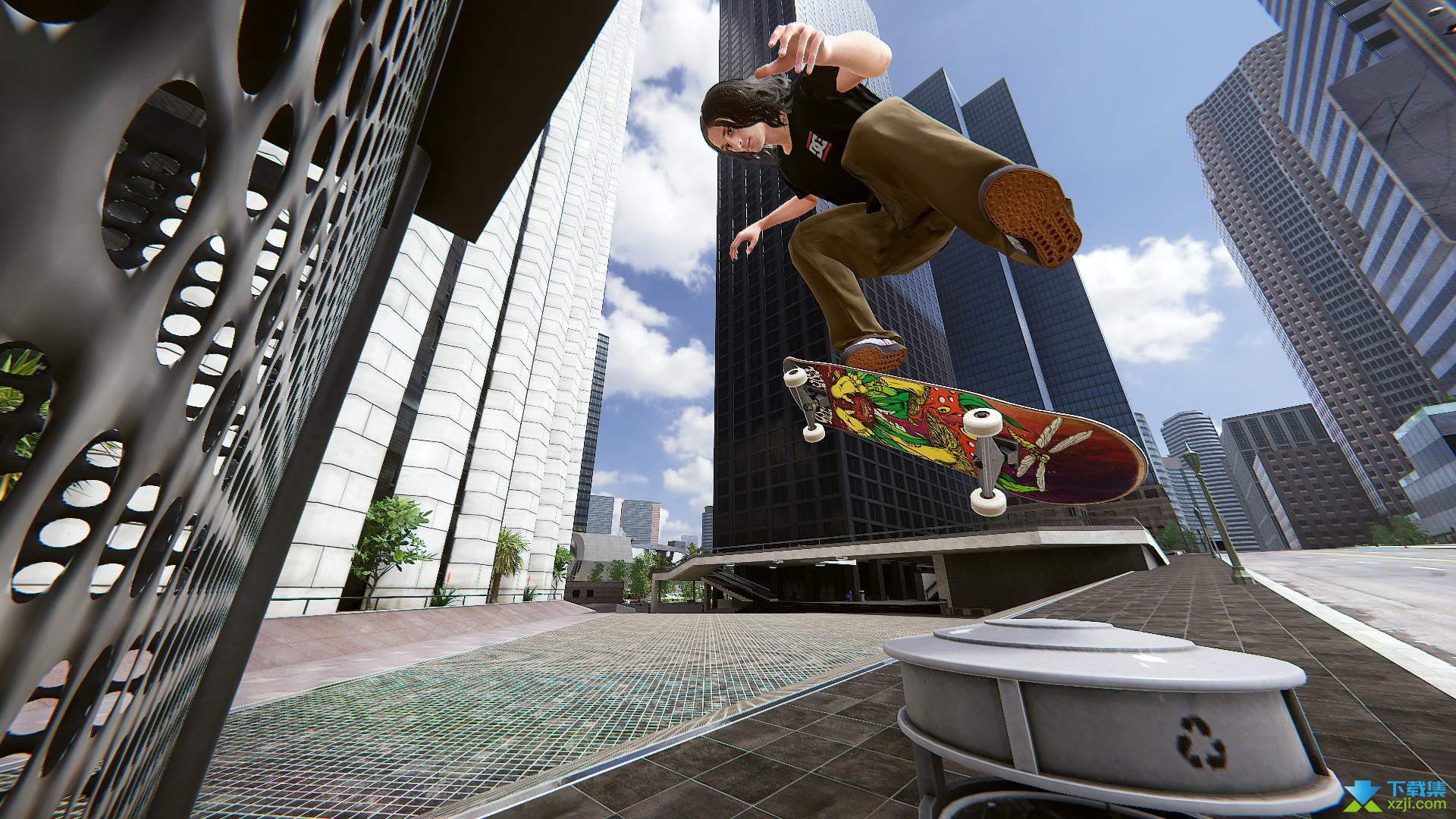 滑板XL界面4