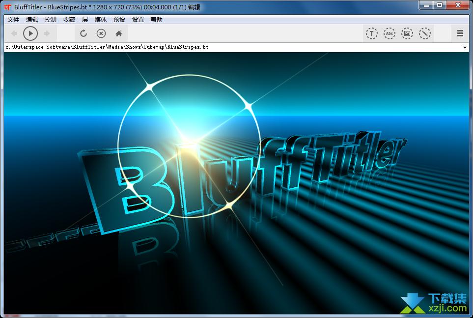 BluffTitler Ultimate界面2