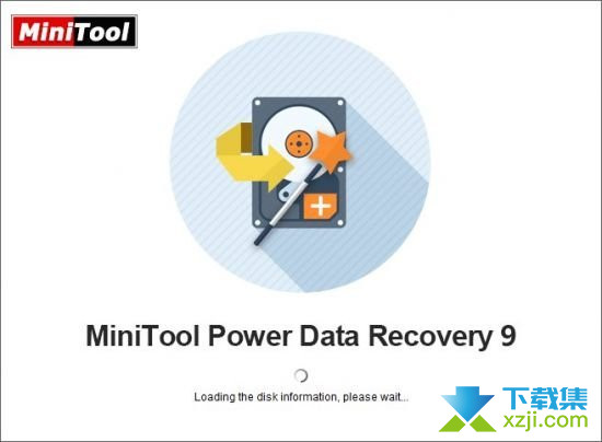 MiniTool Power Data Recover界面