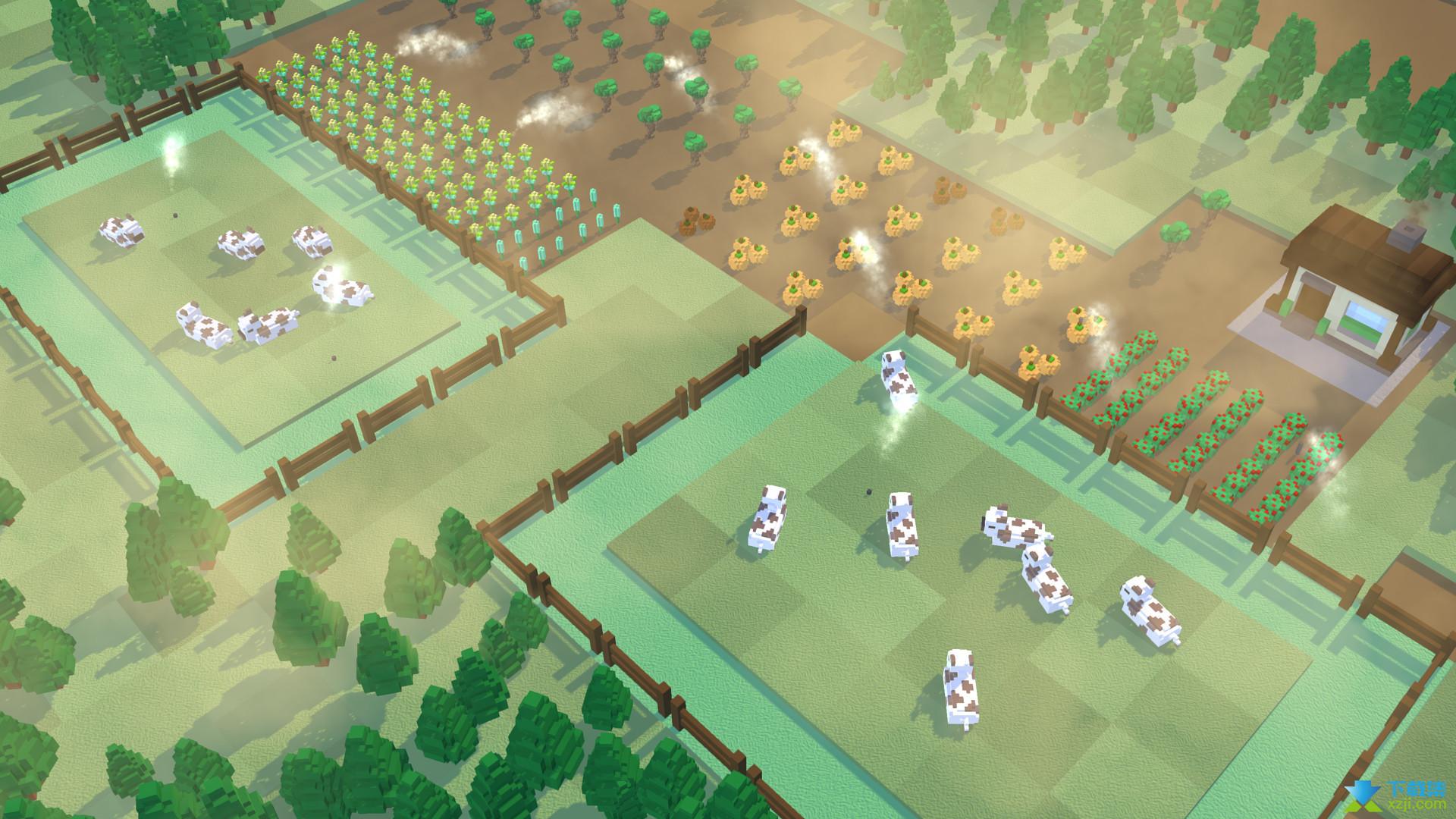 桌面农场界面3