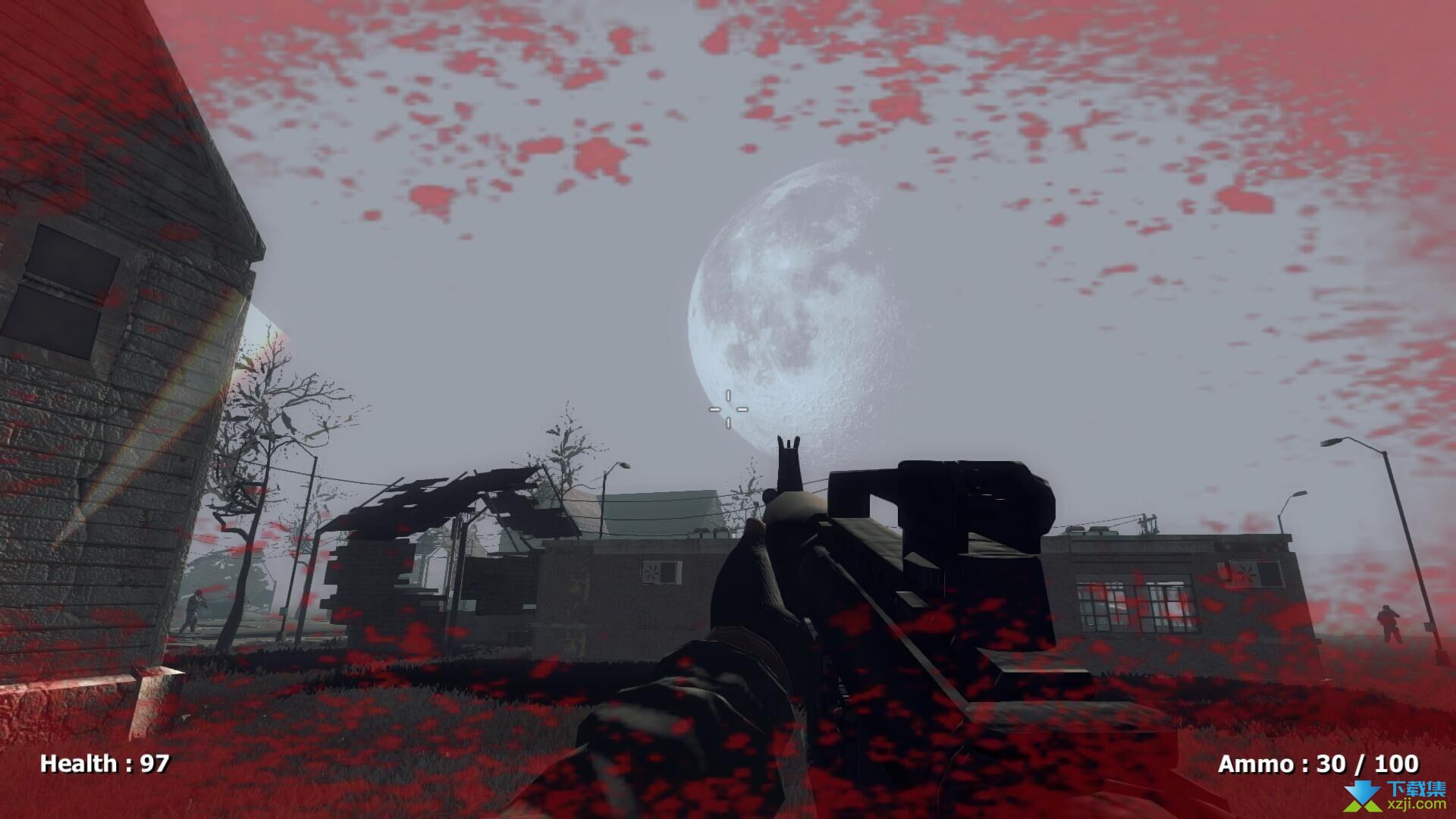 城市狙击手界面2