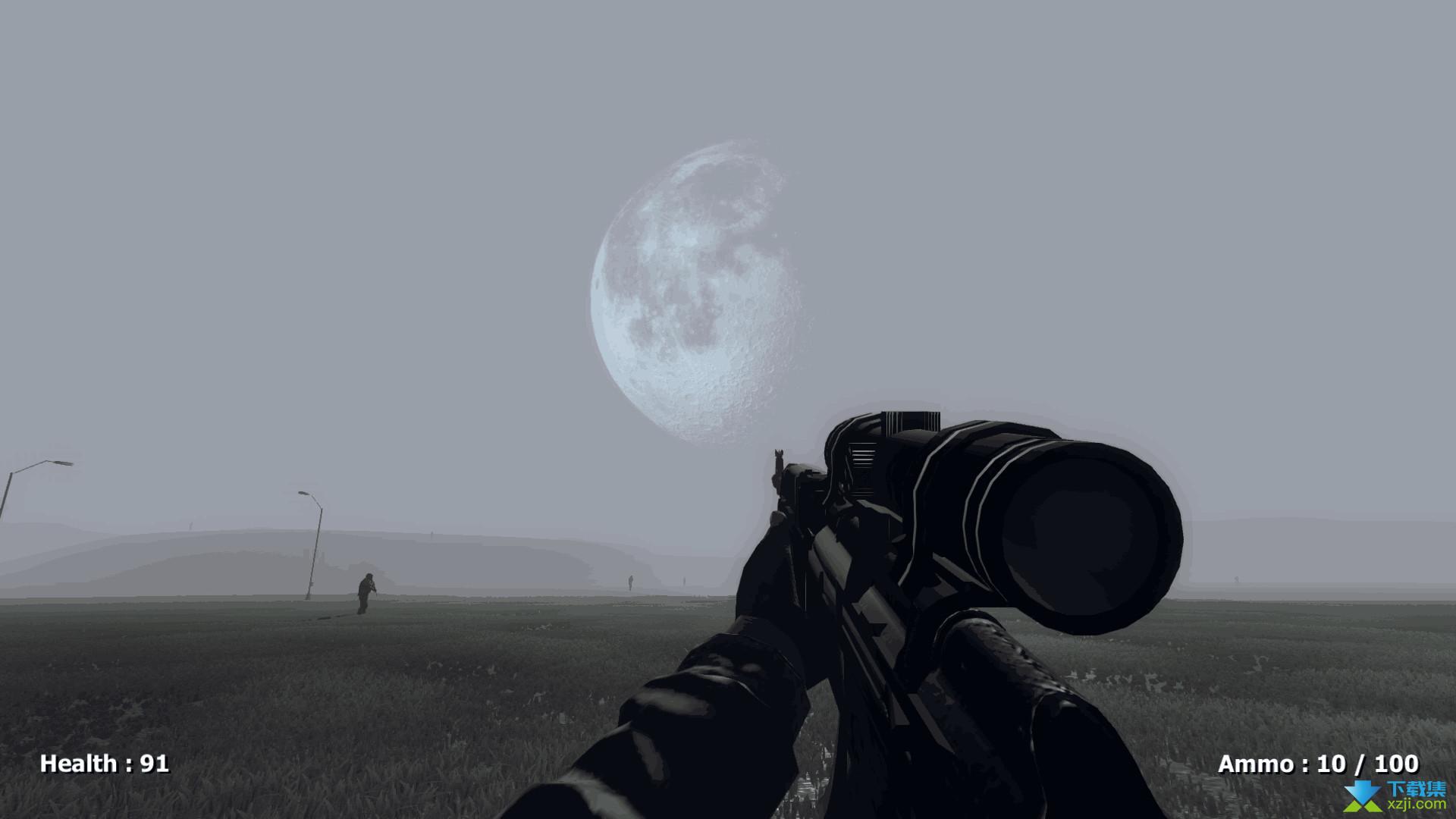 城市狙击手界面3