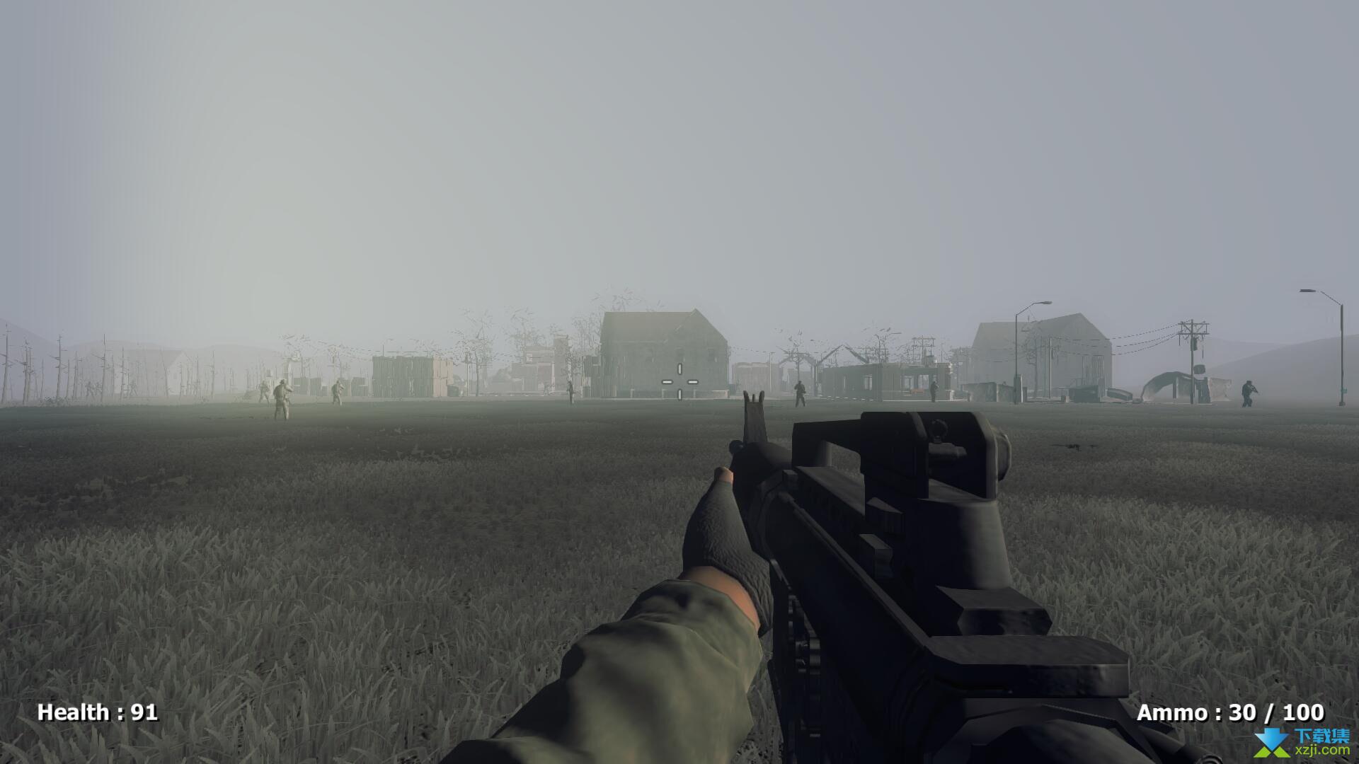 城市狙击手界面4