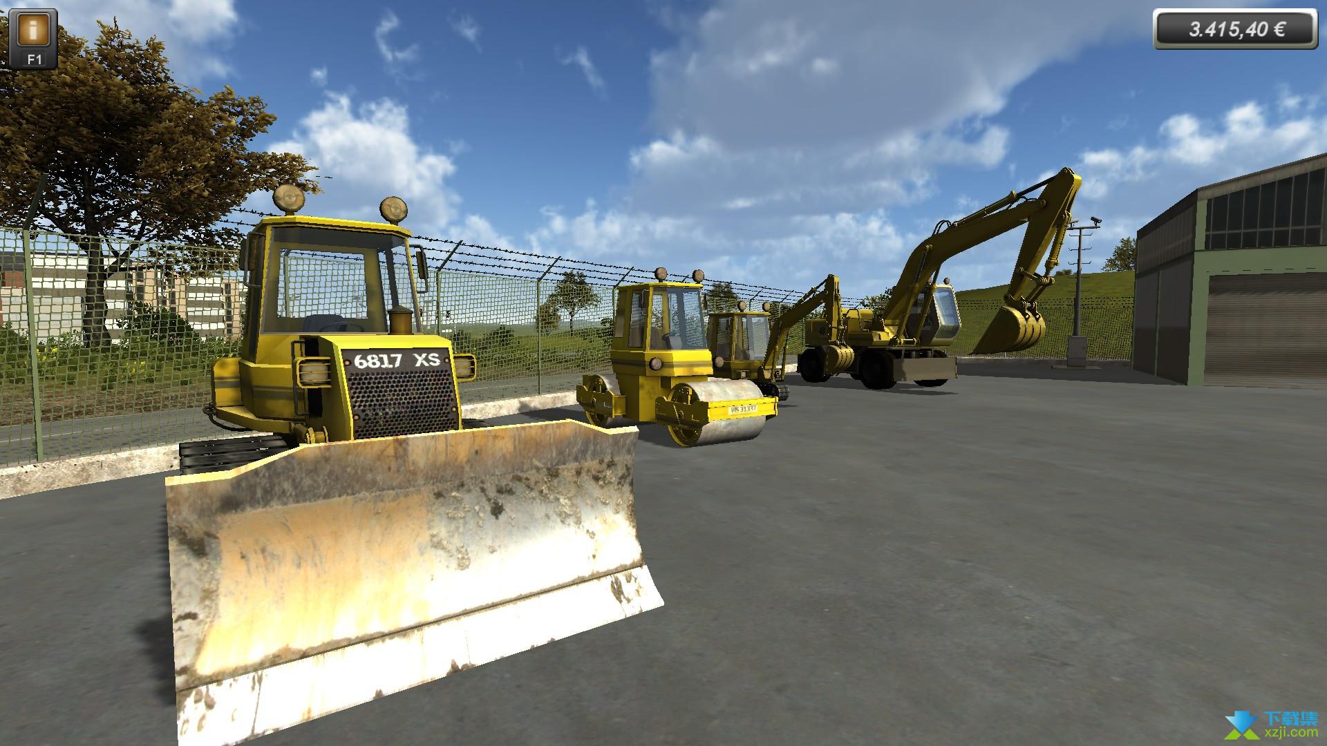 专业模拟建设界面4