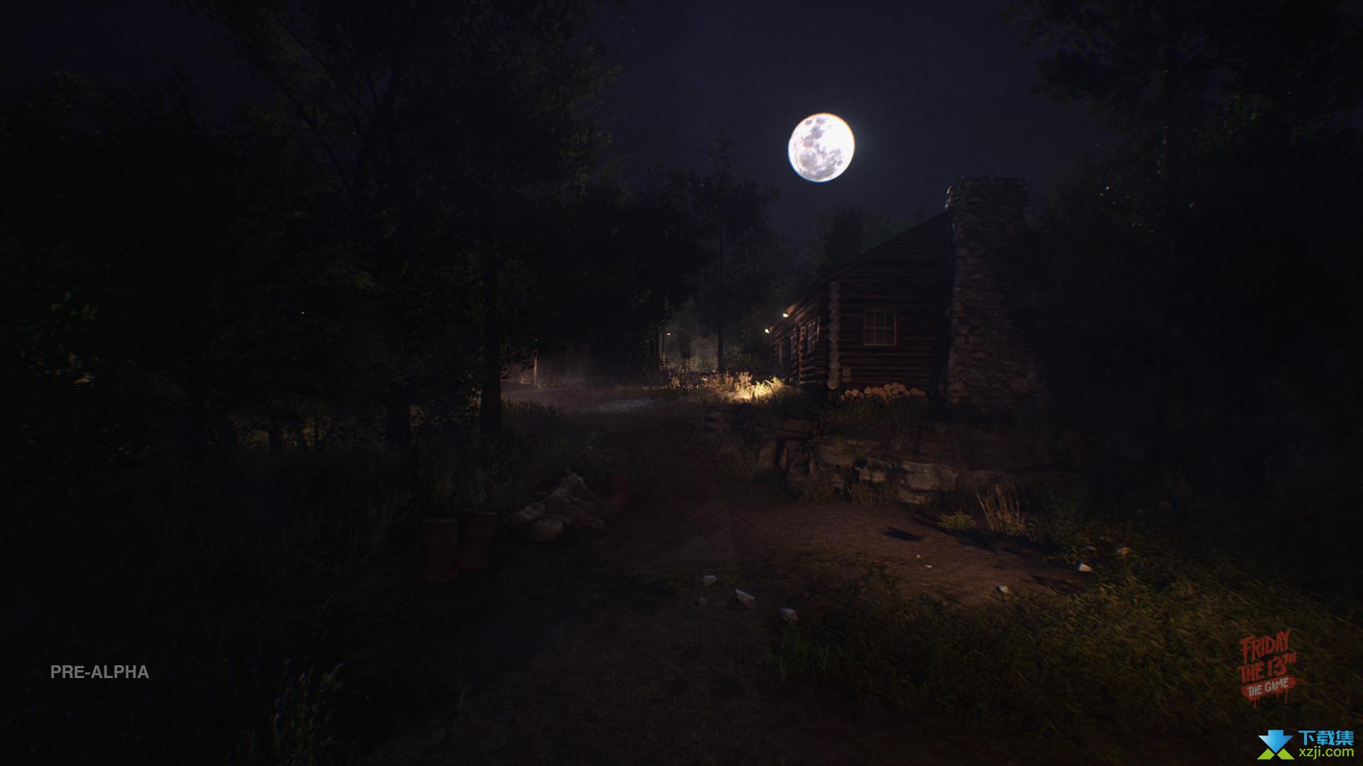 十三号星期五游戏版界面