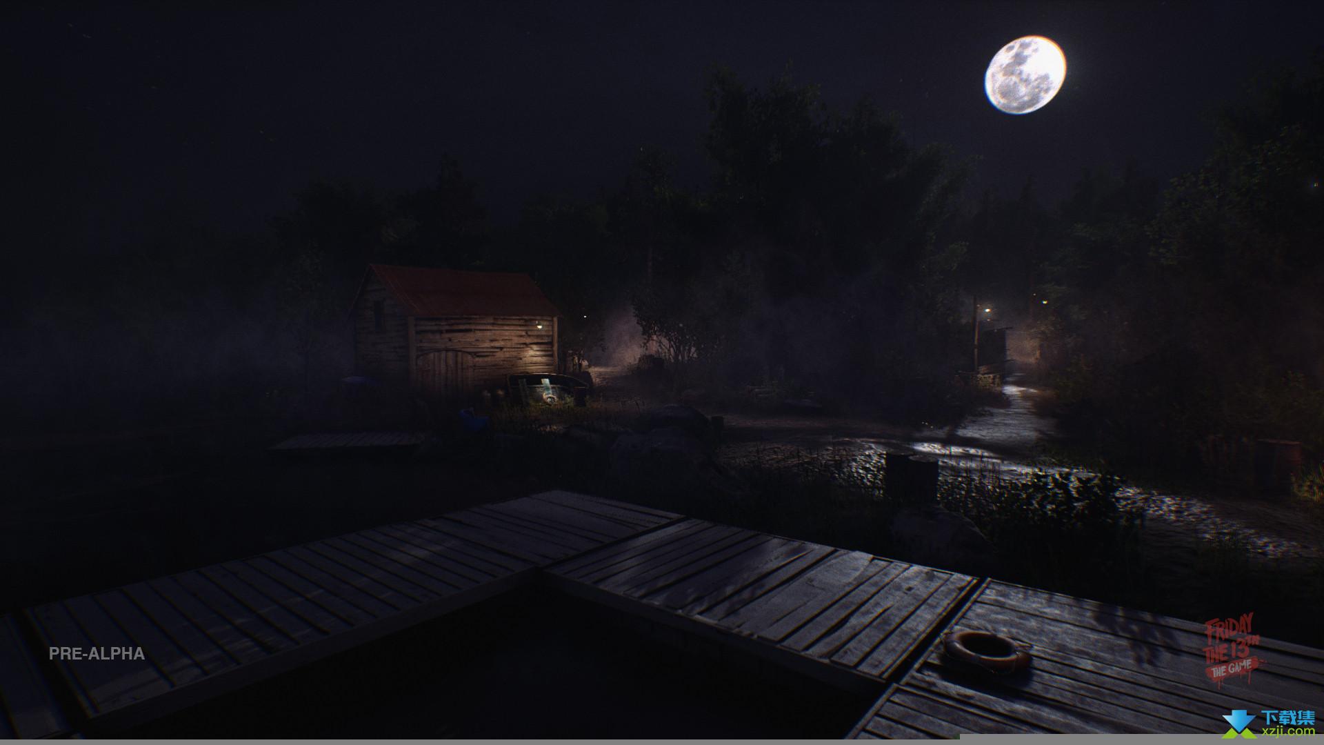十三号星期五游戏版界面1
