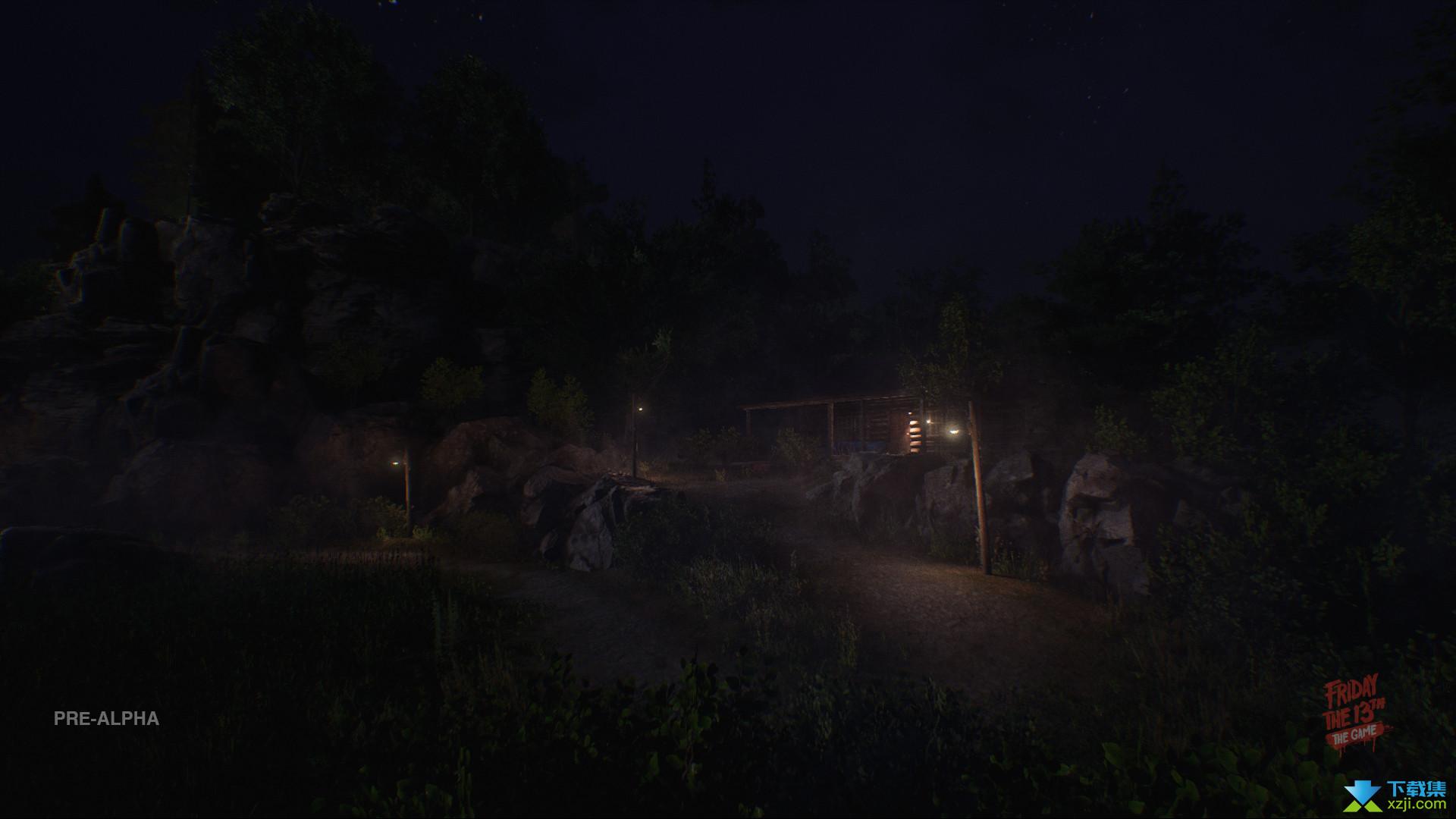 十三号星期五游戏版界面2