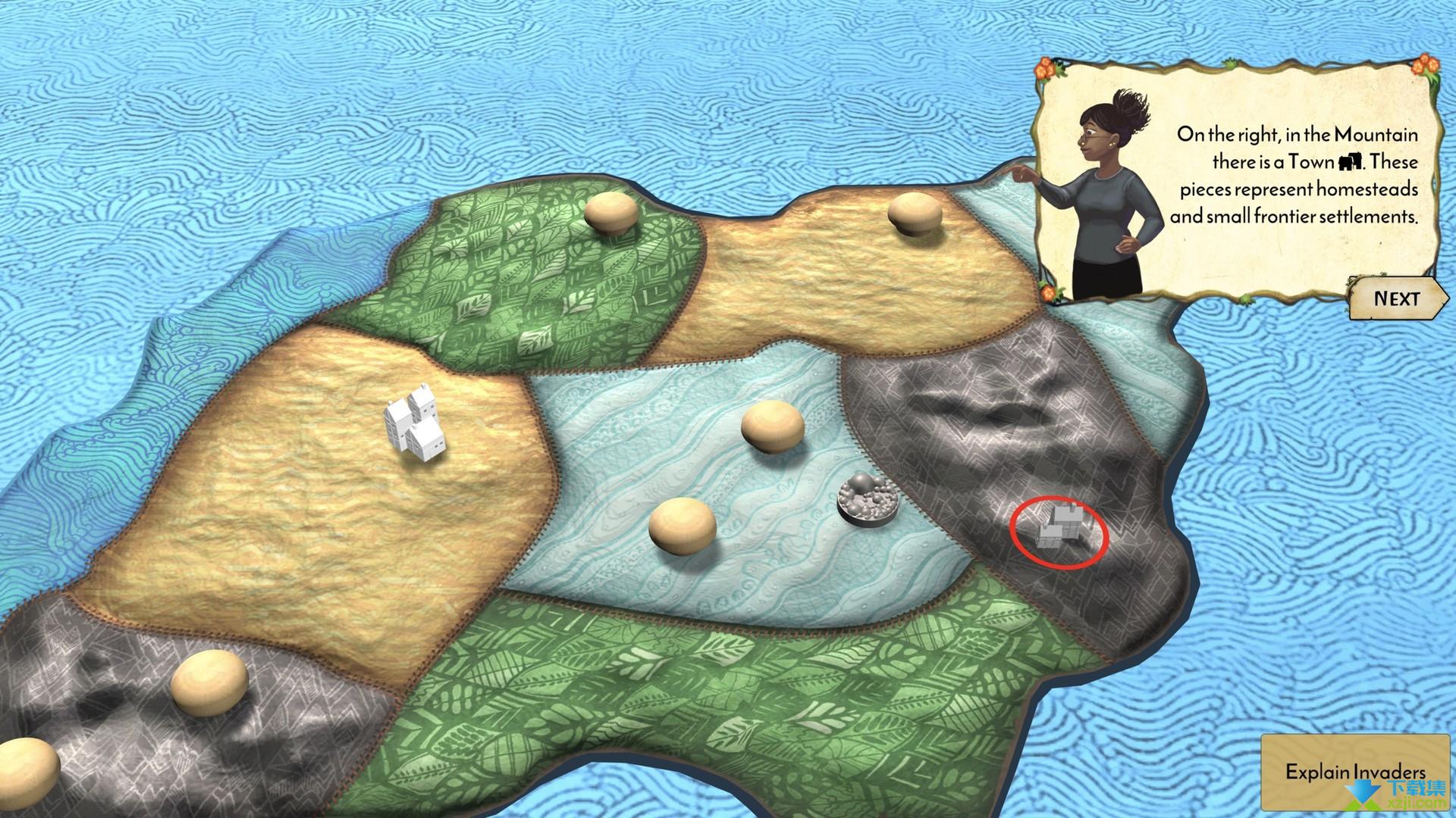 精灵岛界面4