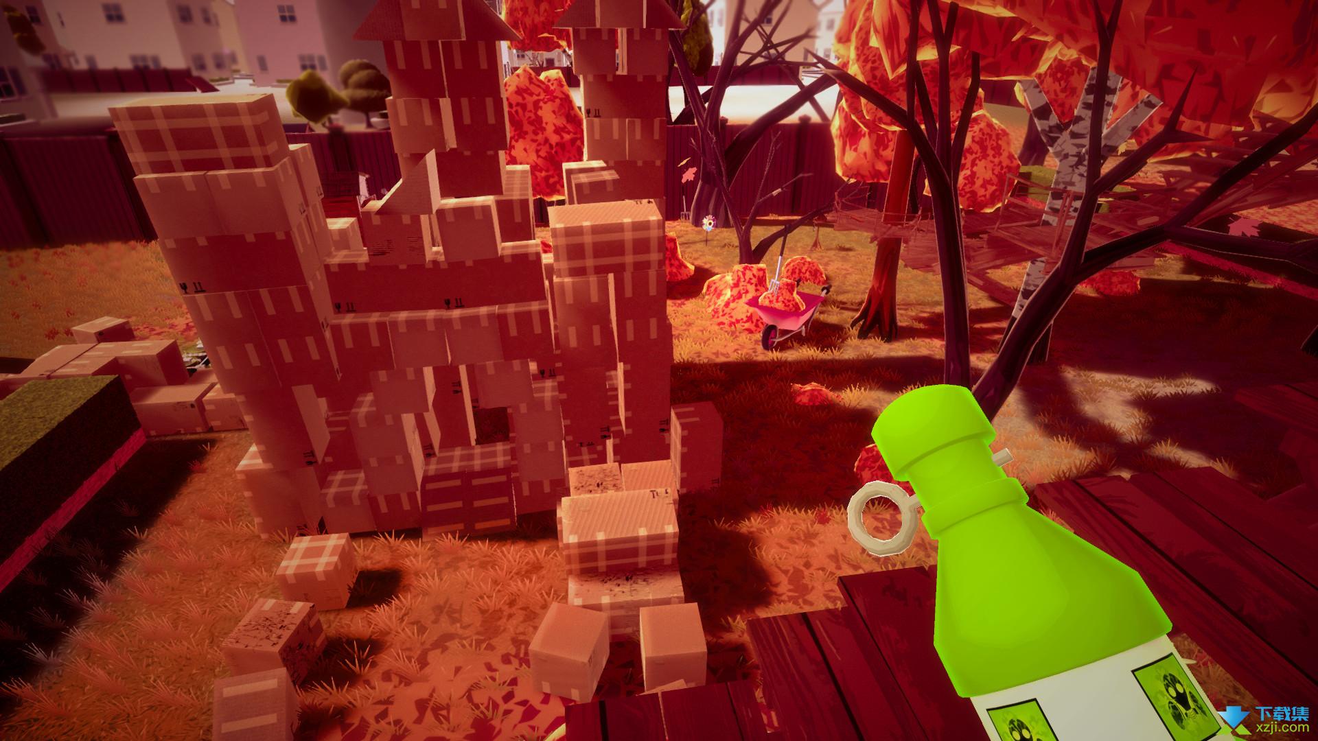 纸箱城堡界面1