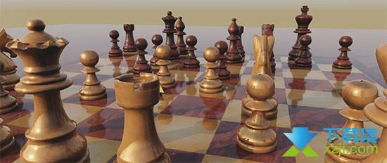 国际象棋弗里茨17界面