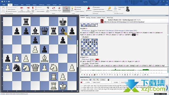 国际象棋弗里茨17界面3