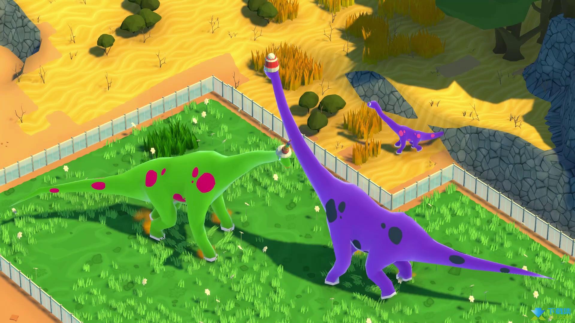 恐龙公园界面3