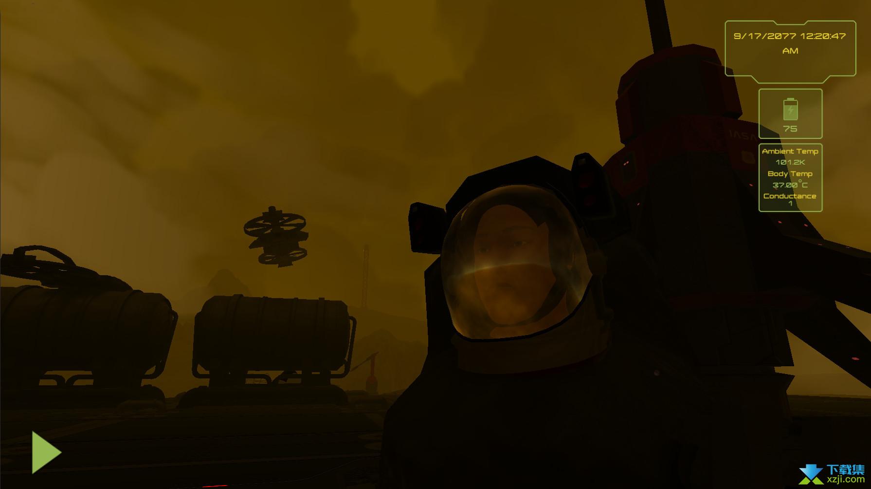 泰坦前哨界面