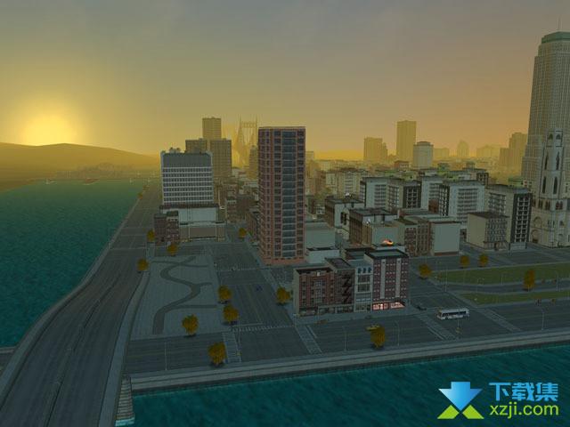 城市梦想家纽约界面