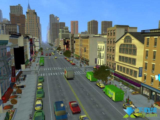 城市梦想家纽约界面2