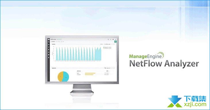 NetFlow Analyzer界面