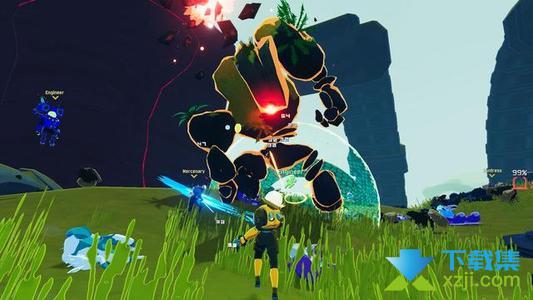 《雨中冒险2》游戏中第一关BOSS战打法介绍