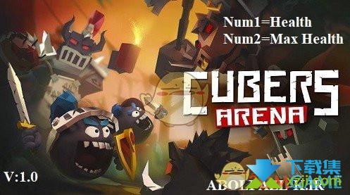 Cubers Arena修改器+2