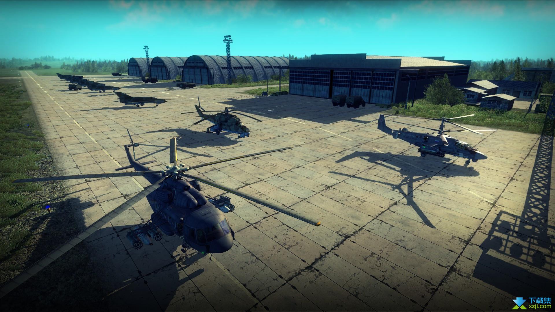 直升机突击界面1