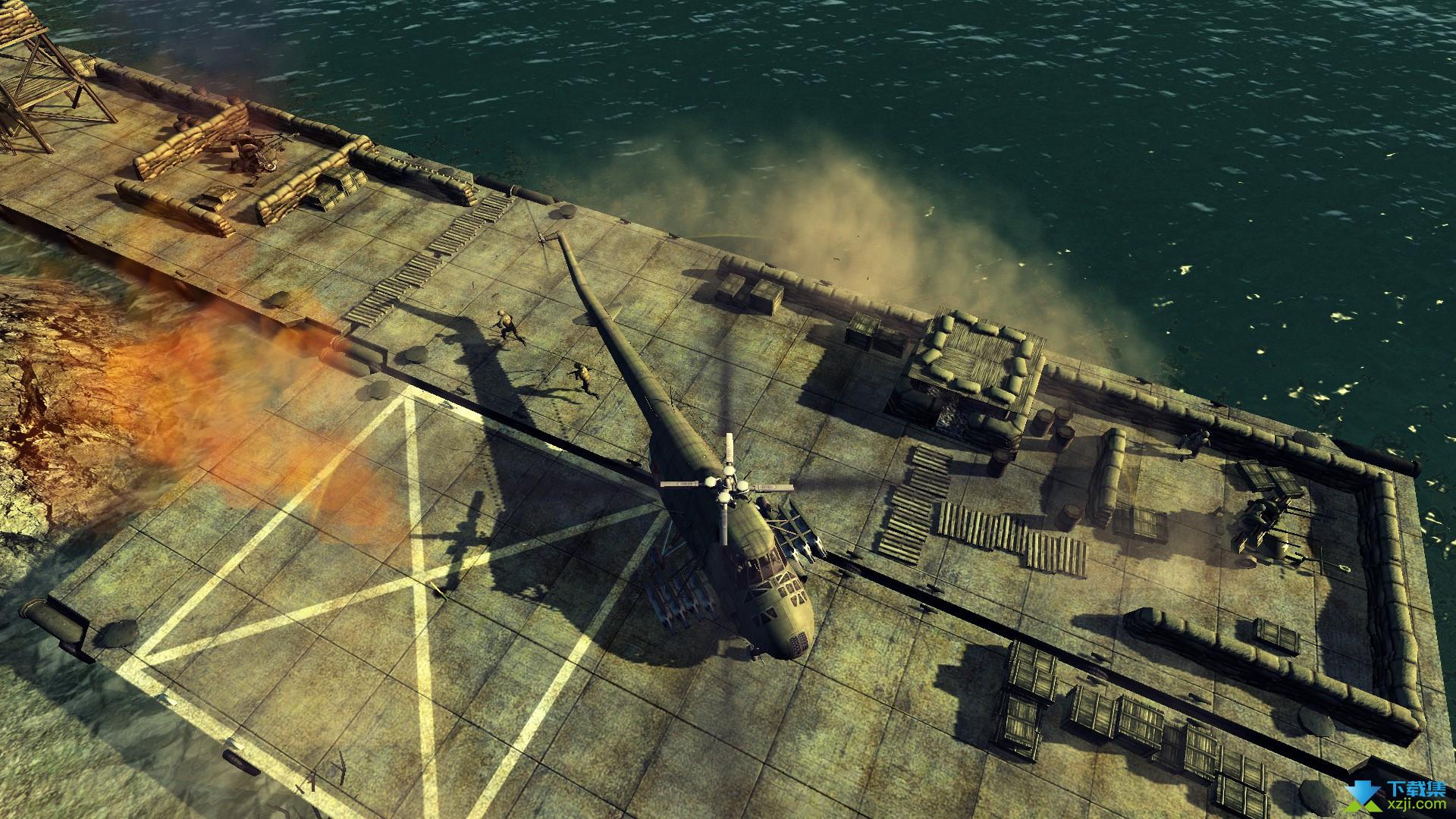 直升机突击界面4