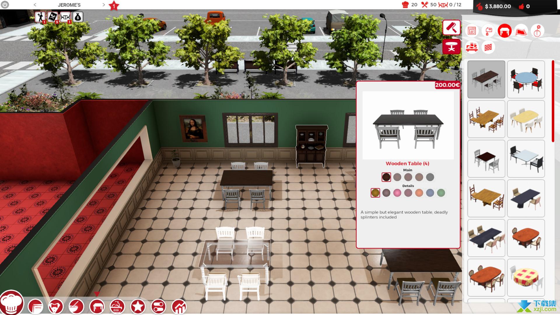 厨师餐厅大亨界面3