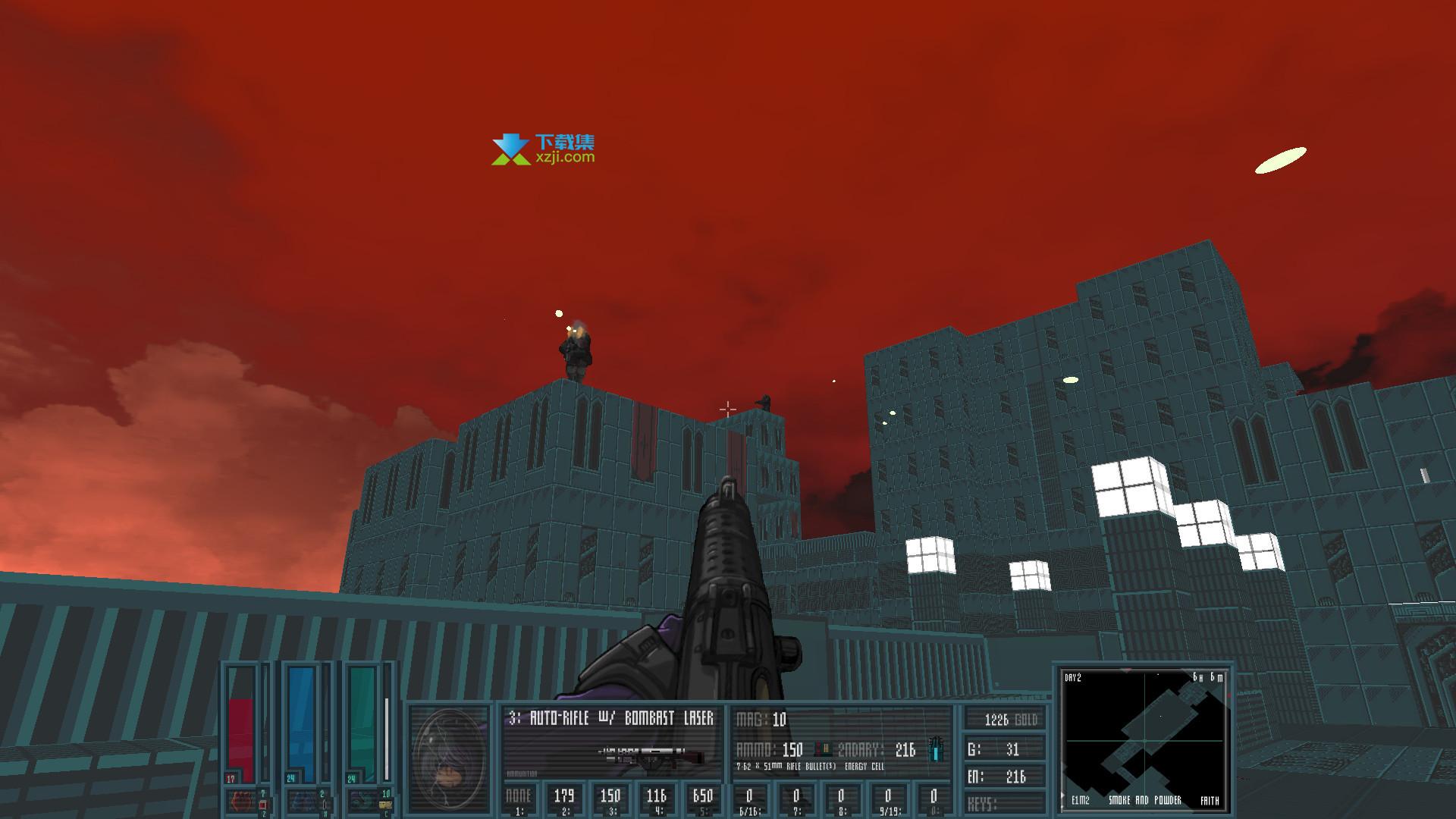 The Citadel界面1