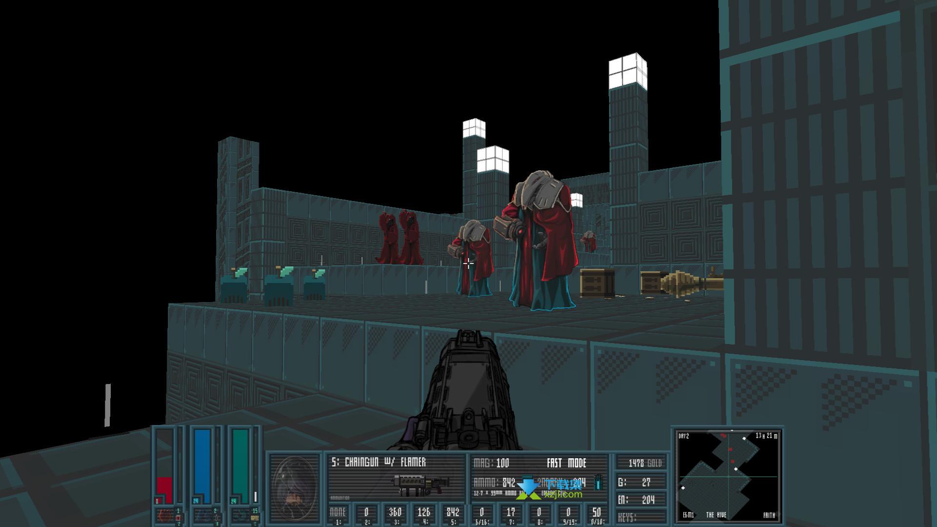 The Citadel界面2