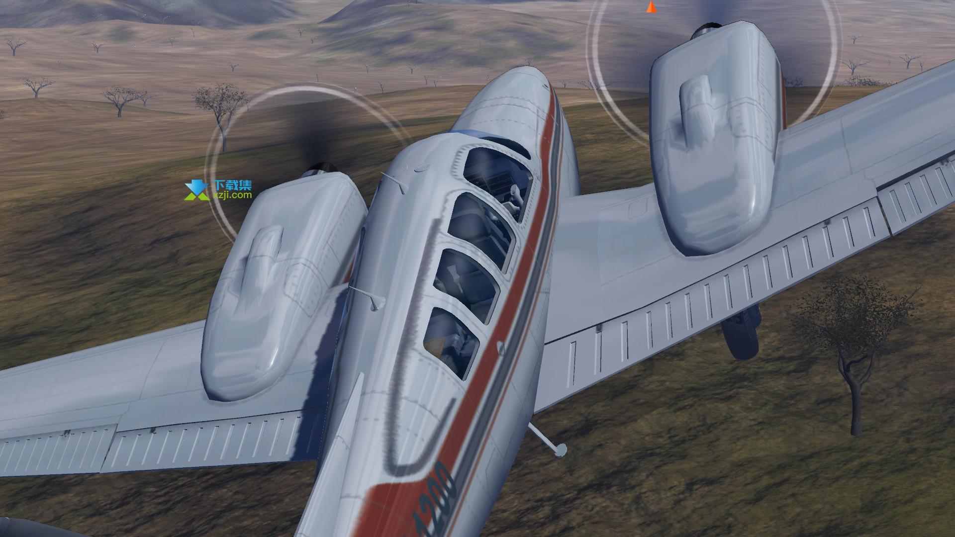 飞行员无人区任务界面2