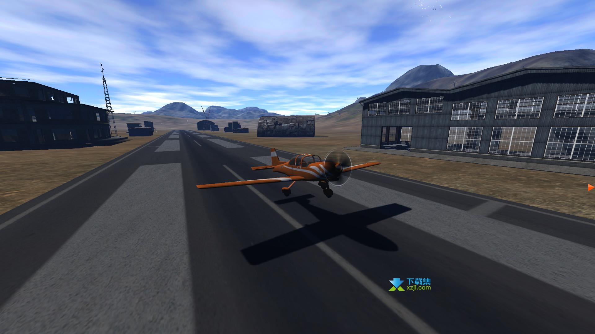 飞行员无人区任务界面3