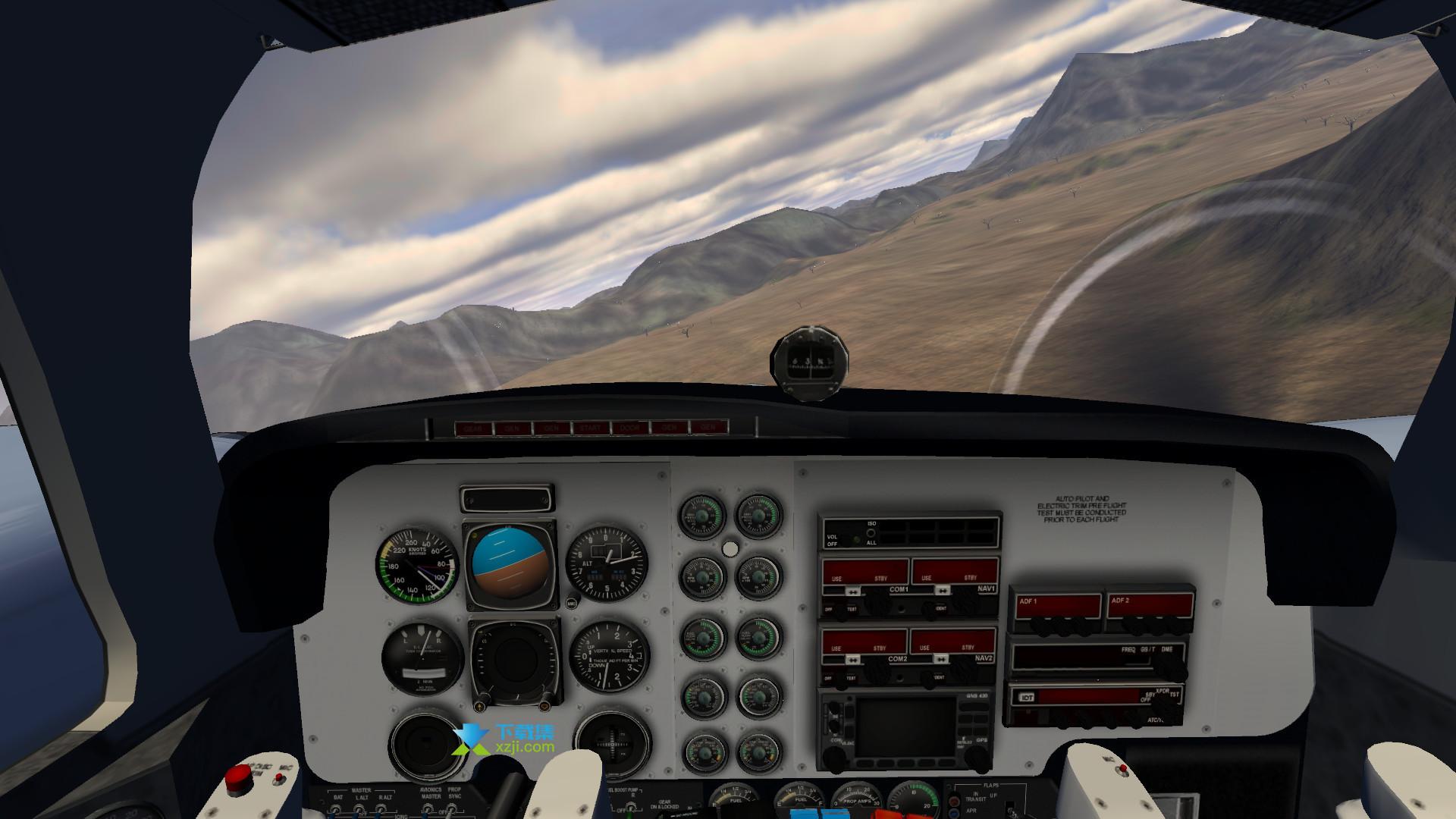 飞行员无人区任务界面4