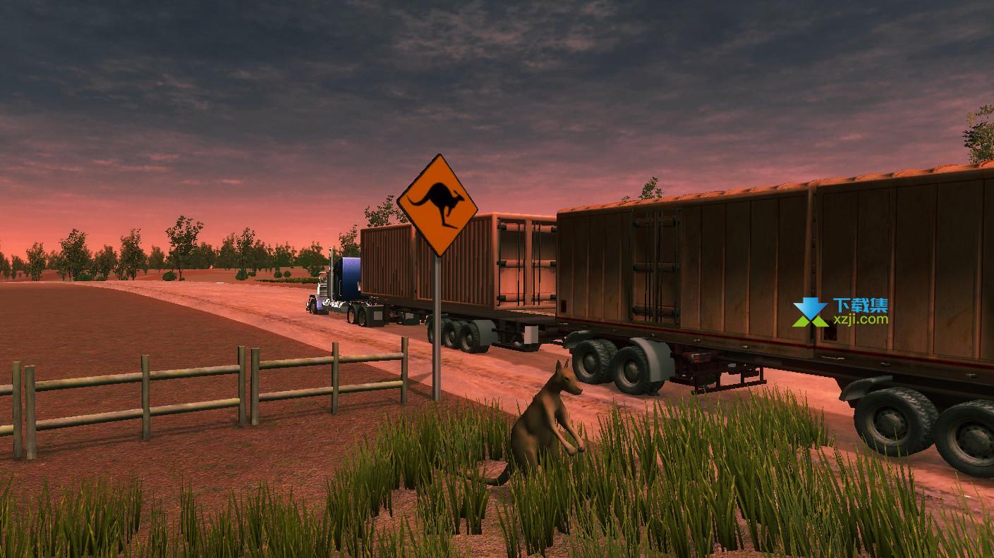 澳大利亚公路列车界面1