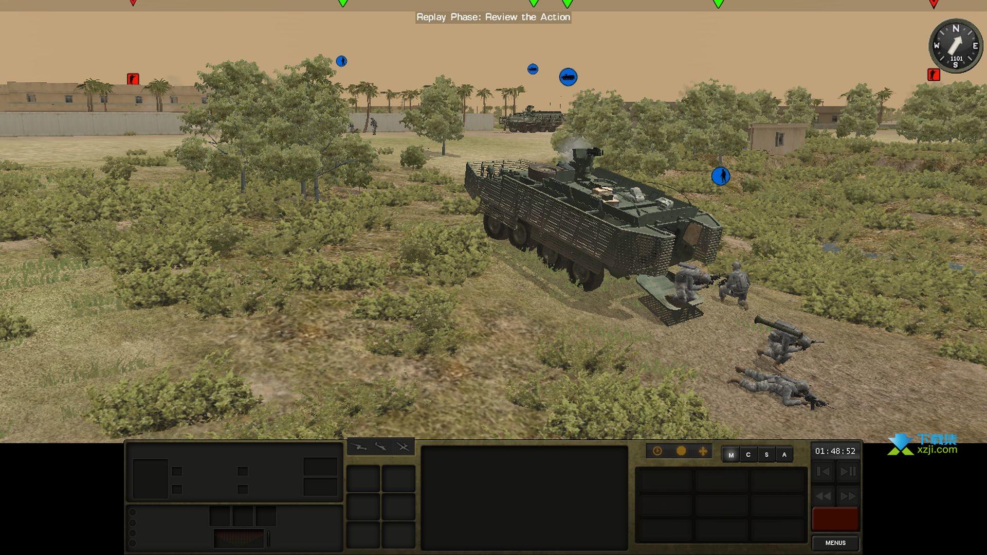 战斗任务威慑力量2界面1