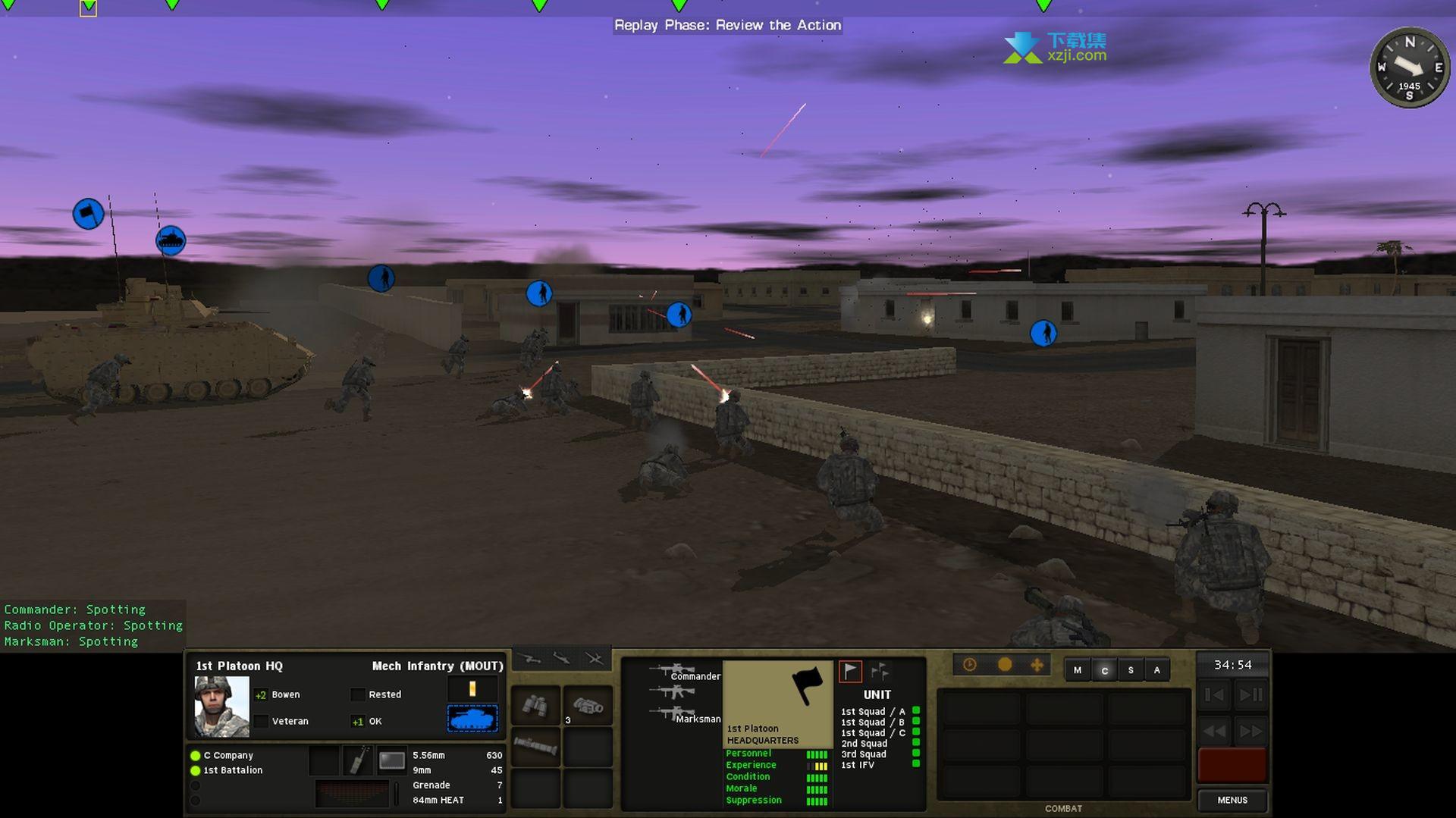 战斗任务威慑力量2界面2