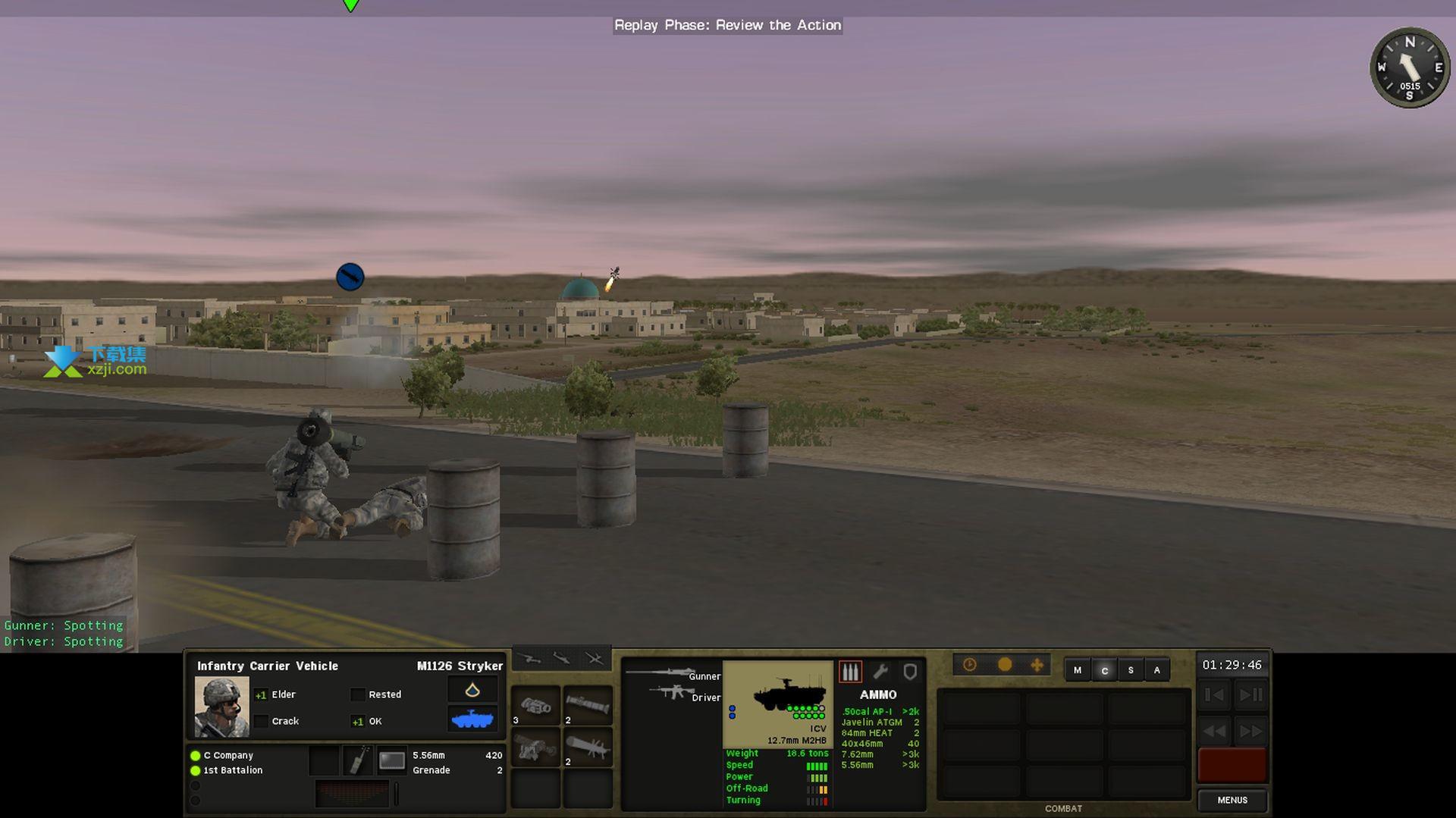 战斗任务威慑力量2界面3